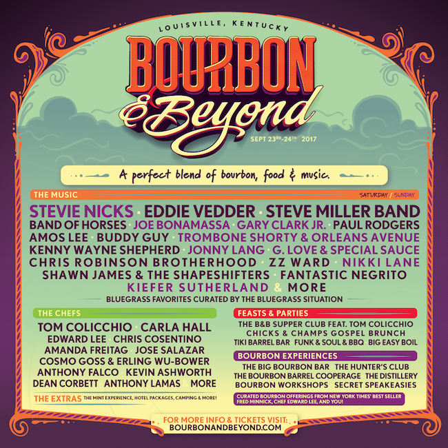 Eddie Vedder to Play Bourbon & Beyond