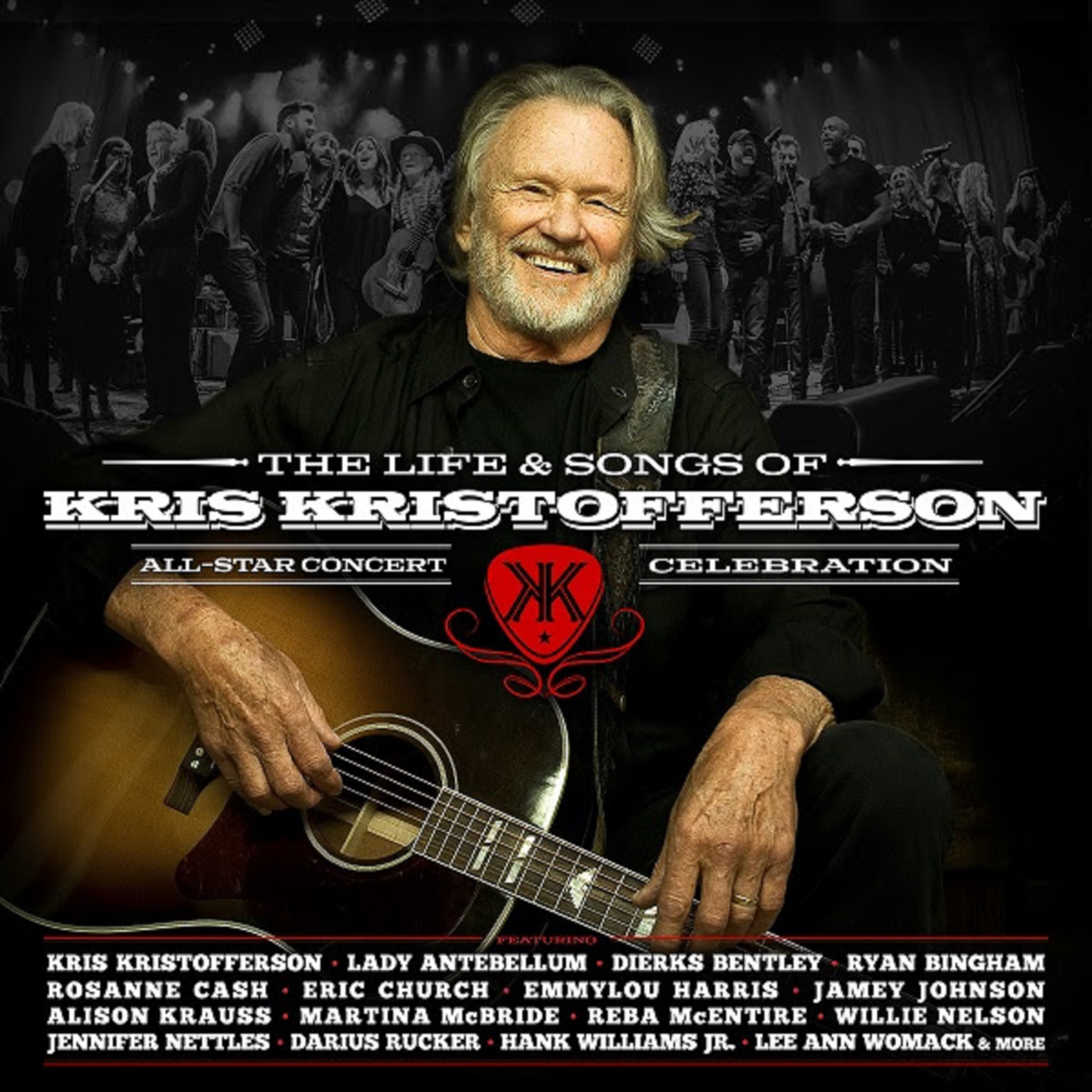 Kris Kristofferson in 'The Life & Songs of Kris Kristofferson'