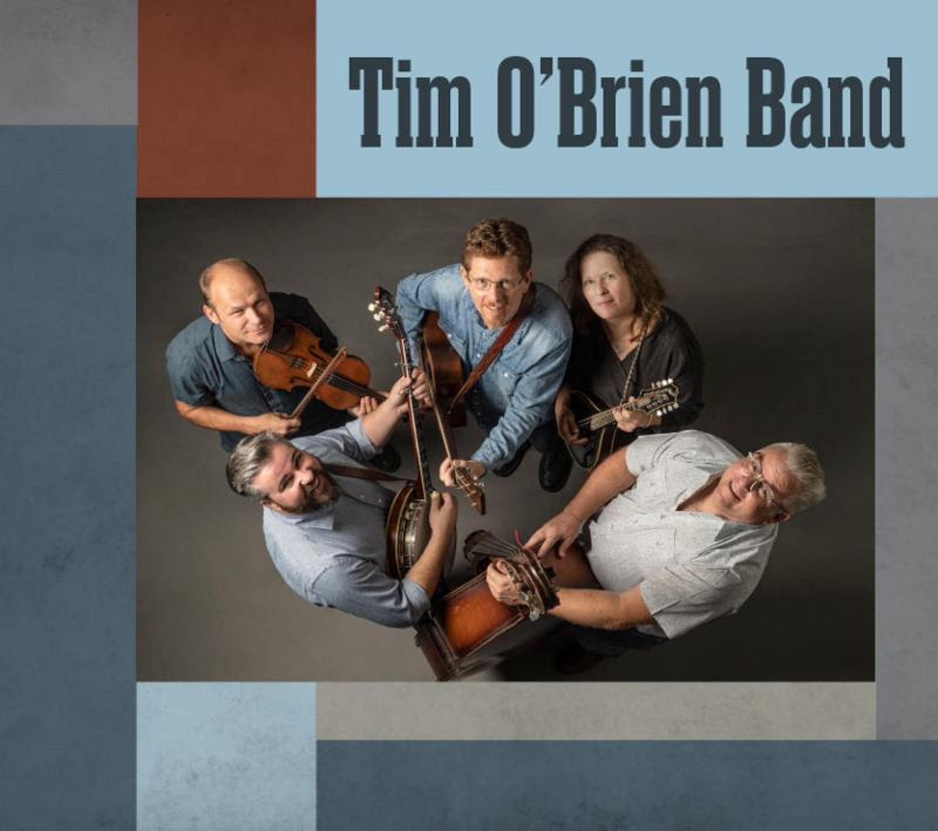 Tim O'Brien readies 'Tim O'Brien Band' for March 15 release