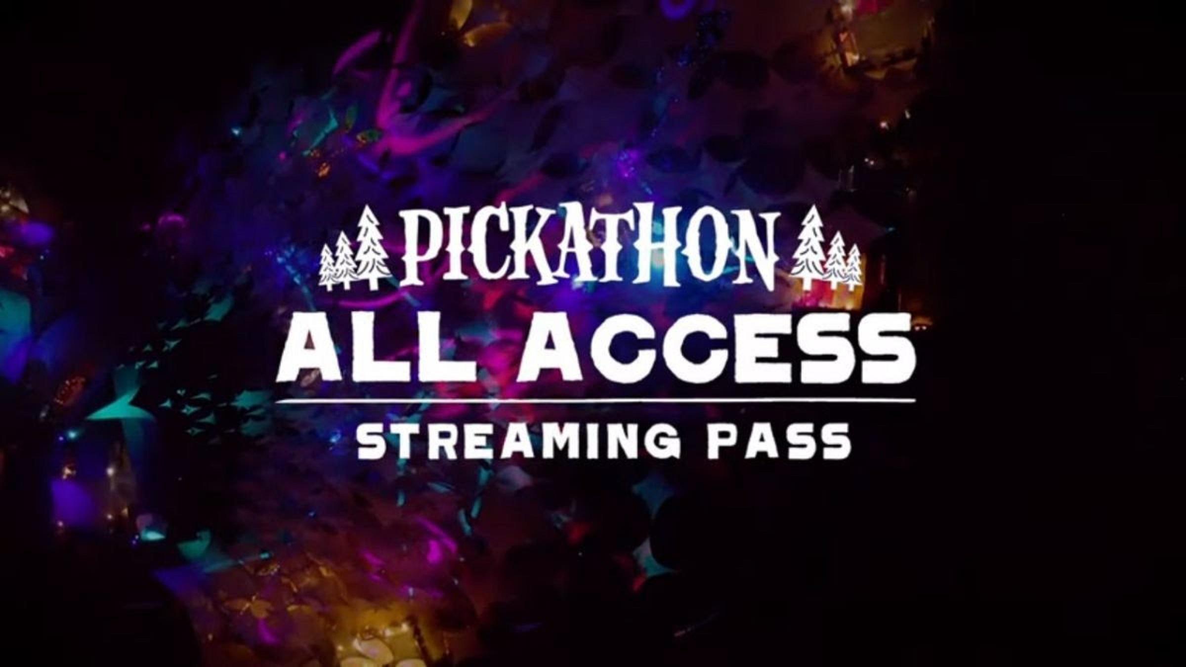 Pickathon (Aug 1-4) Announces All-Access Streaming Pass
