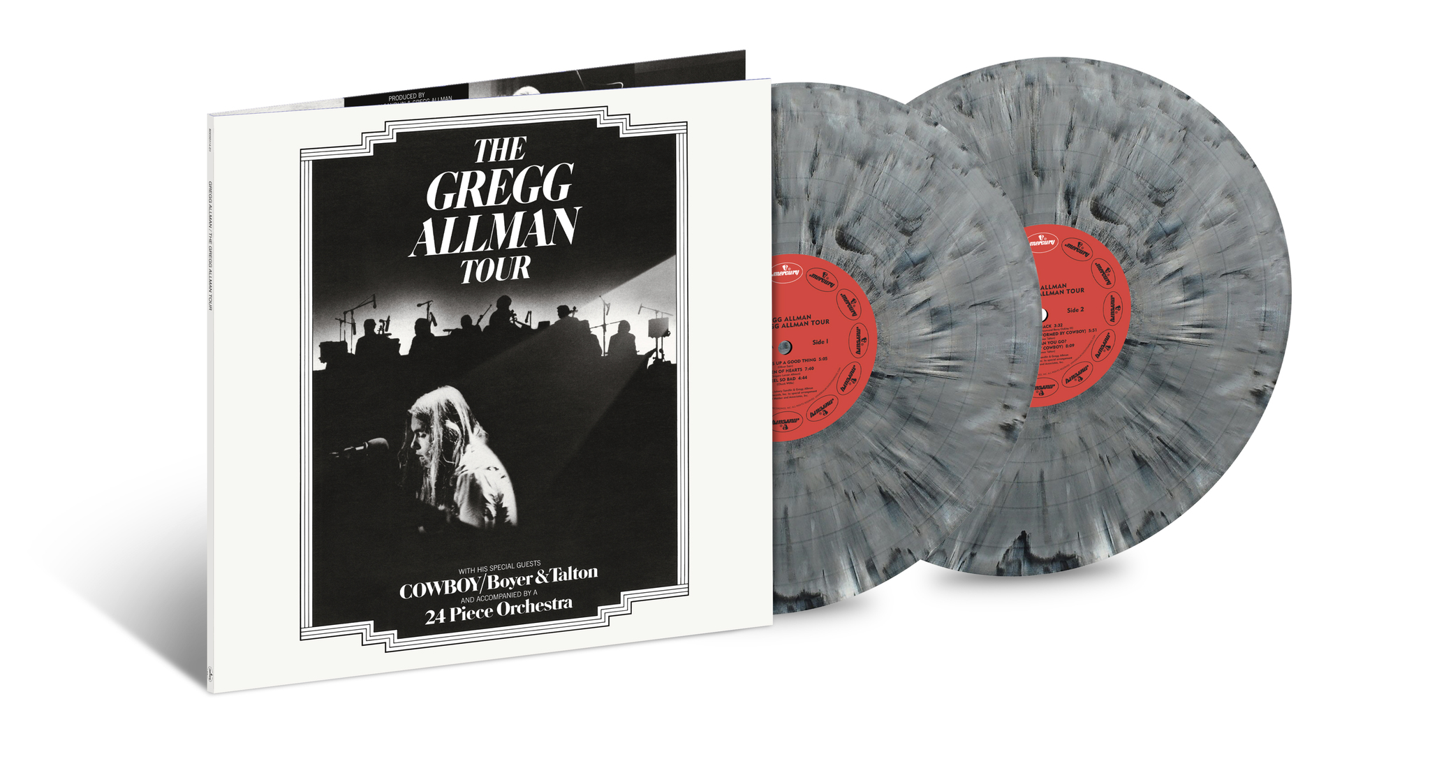 "Gregg Allman's debut solo album ""Laid Back"" to be reissued w/rarities"