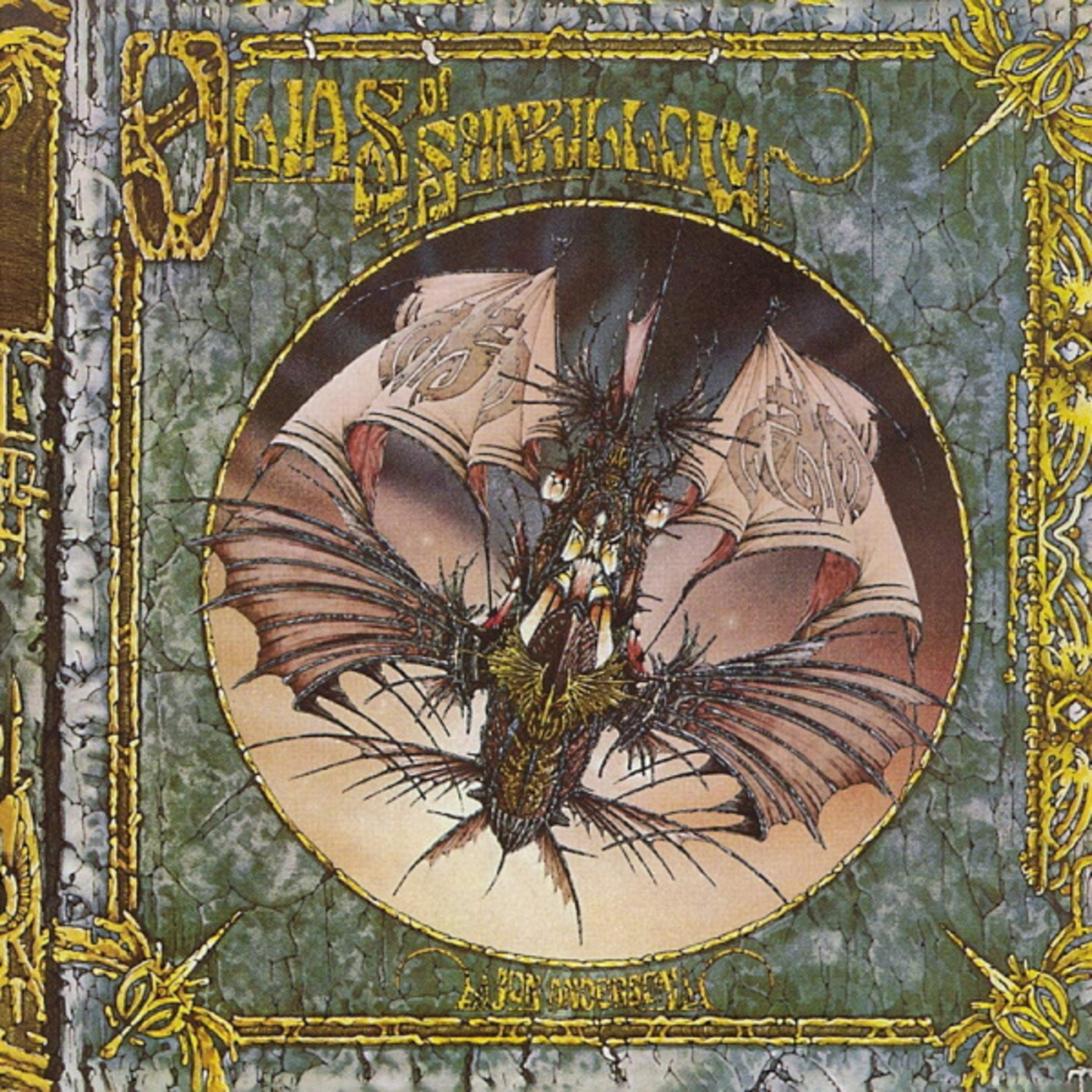 "YES Legend Jon Anderson's ""Olias Of Sunhillow"""