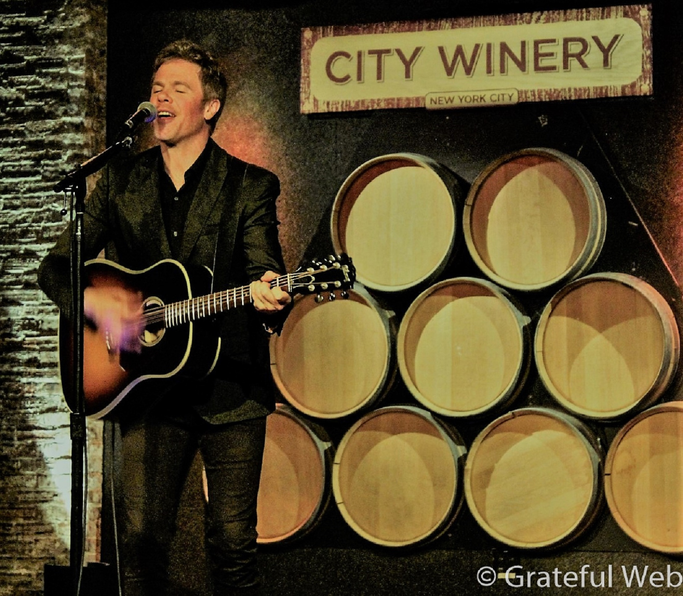 Josh Ritter | City Winery | 4/19/17 | Review