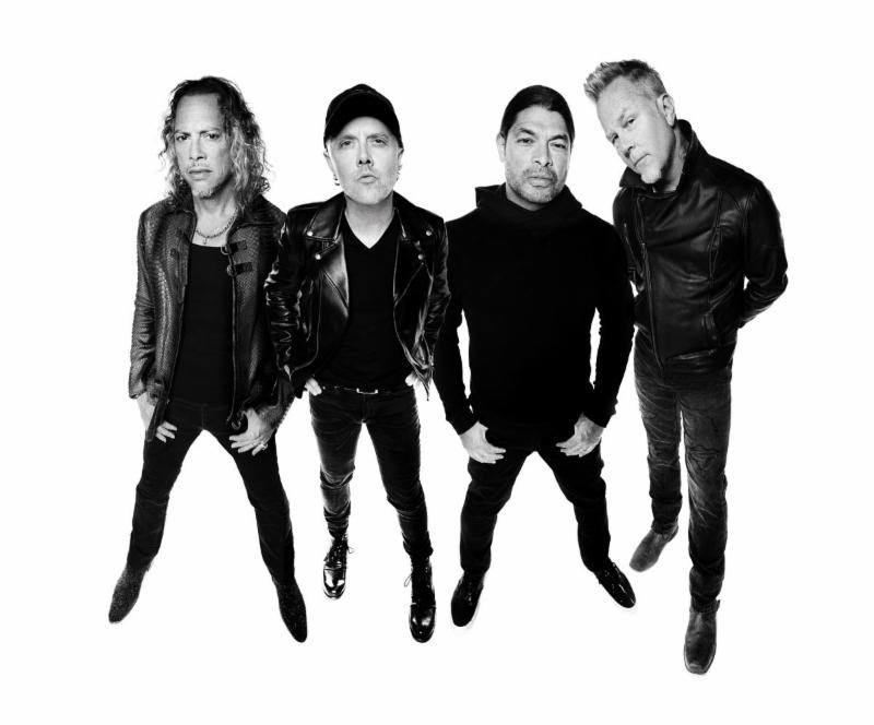 Metallica Kick Off 2017 Tour Tonight