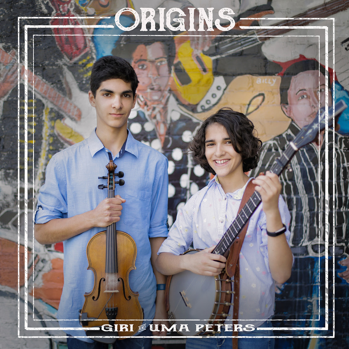 Giri & Uma Peters Release 'Origins' May 31