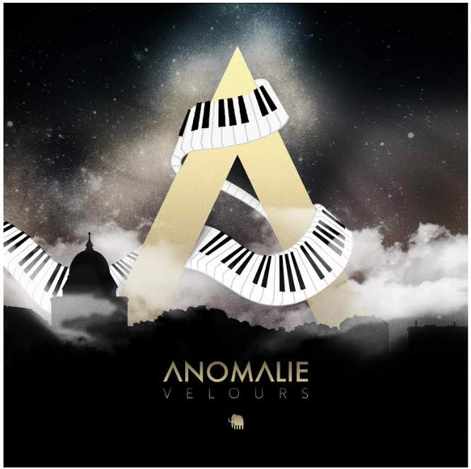 "New single from Anomalie, ""Velours"""