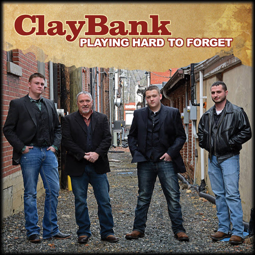 ClayBank's Debut Album Hits Billboard Top 10 Bluegrass Album Chart