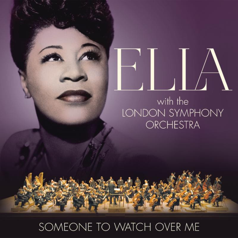 Ella with the London Symphony Orchestra