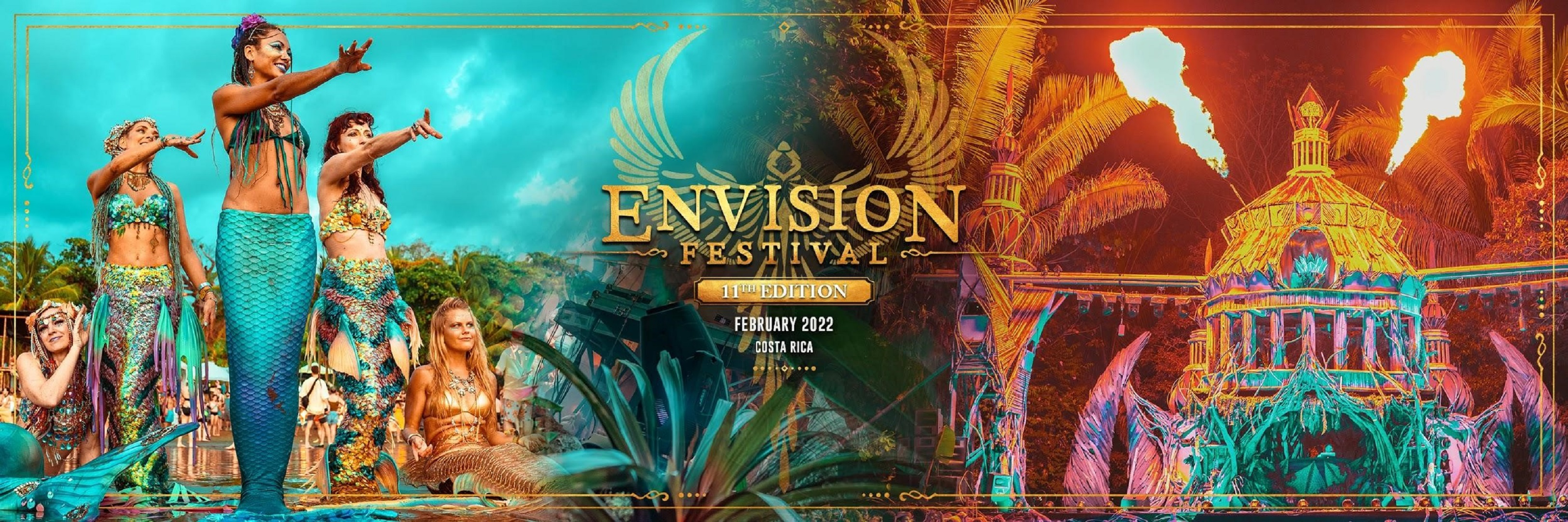 ENVISION 2022 TRAILER LIVE NOW