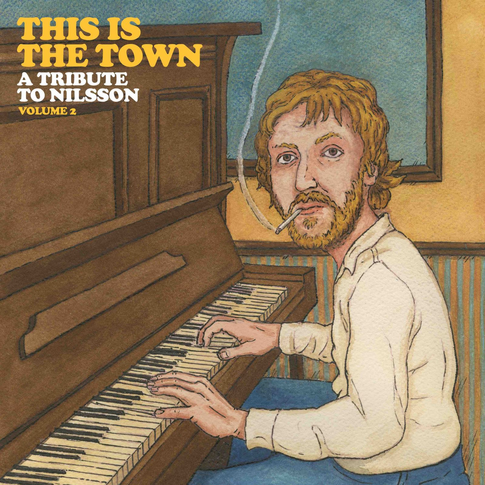Harry Nilsson Tribute Album Out June 21