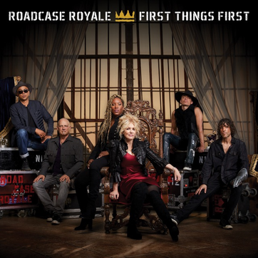 Roadcase Royale to release debut Album
