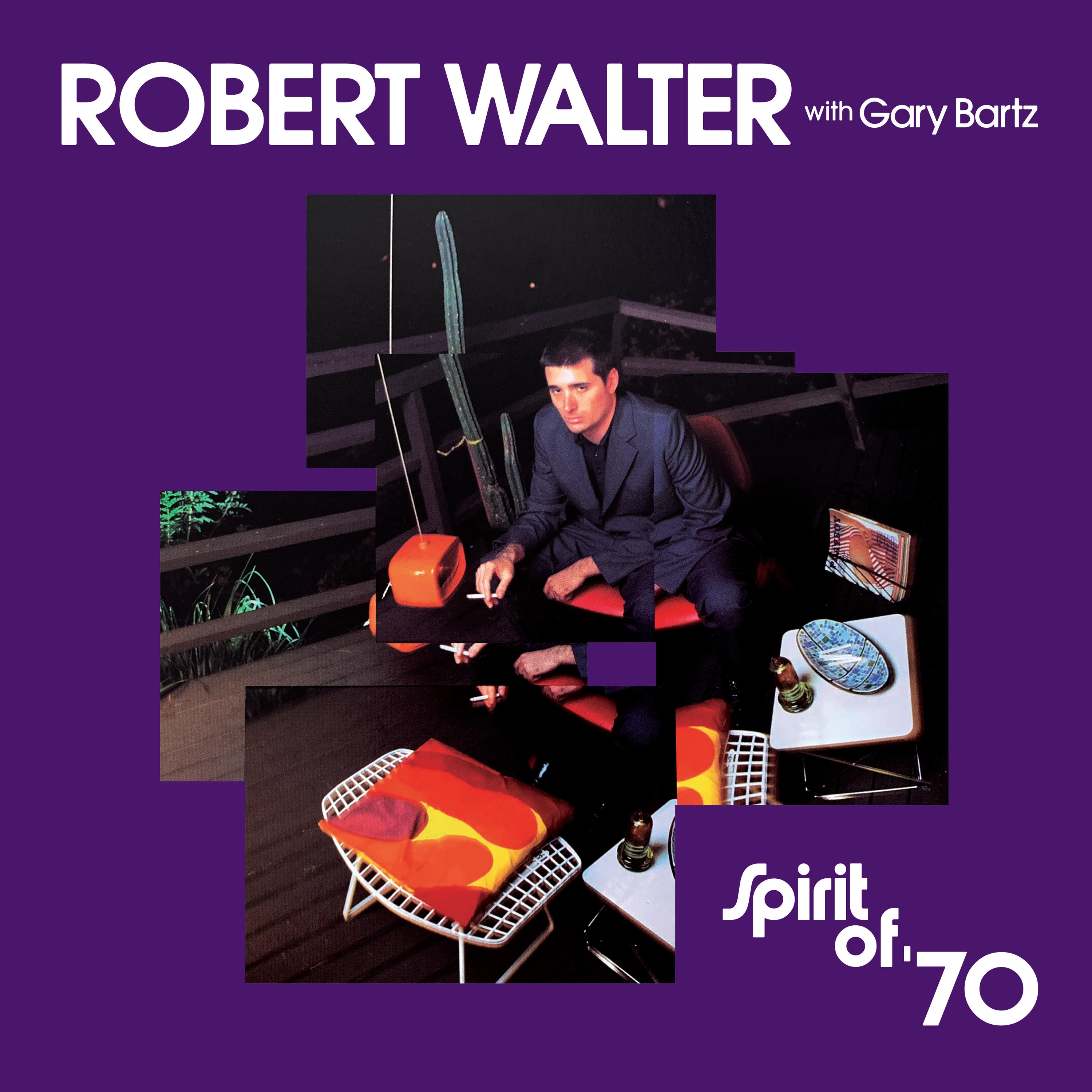 Robert Walter 'Spirit Of '70' To Be Reissued