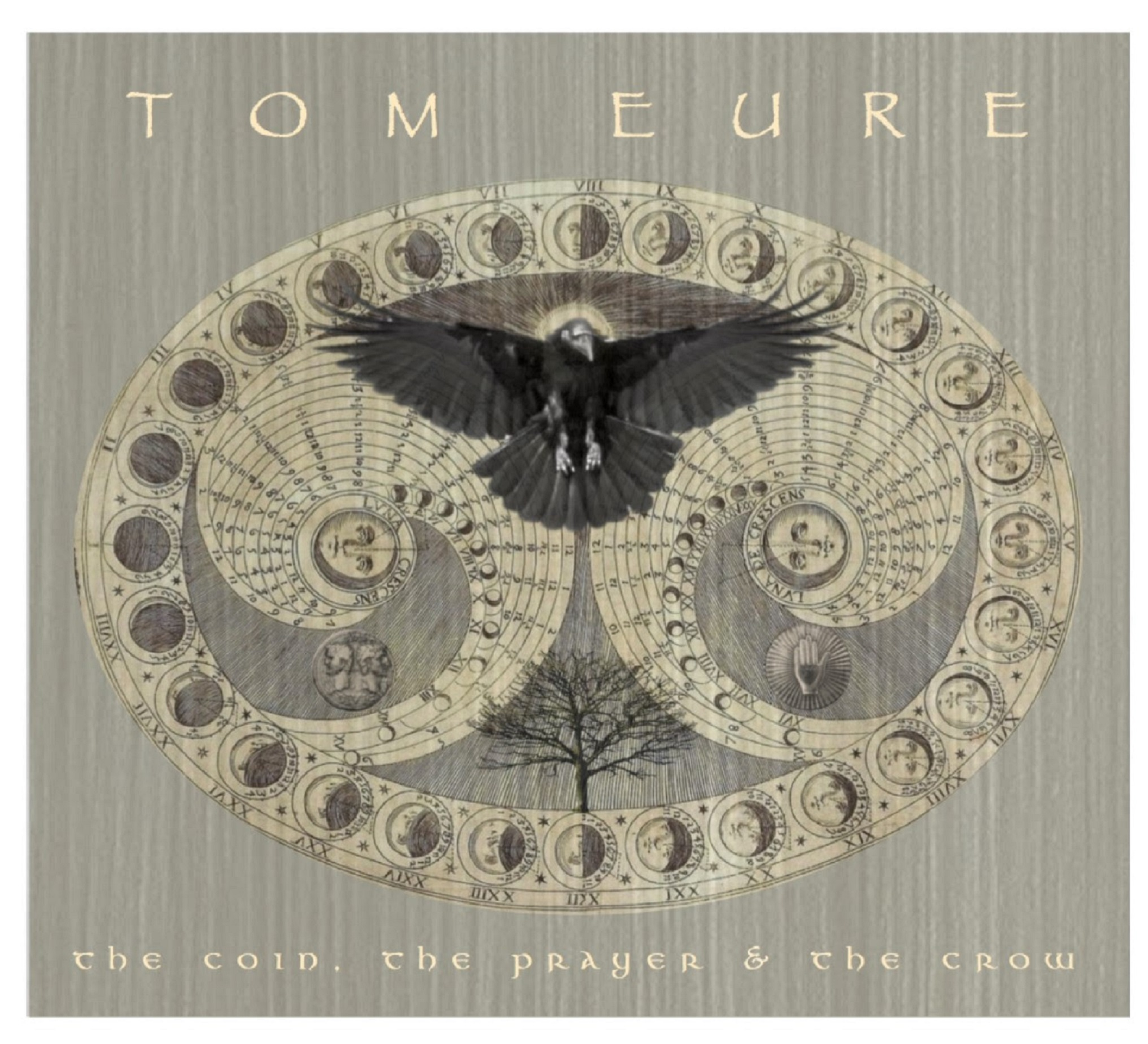 Tom Eure releases The Coin, The Prayer & The Crow