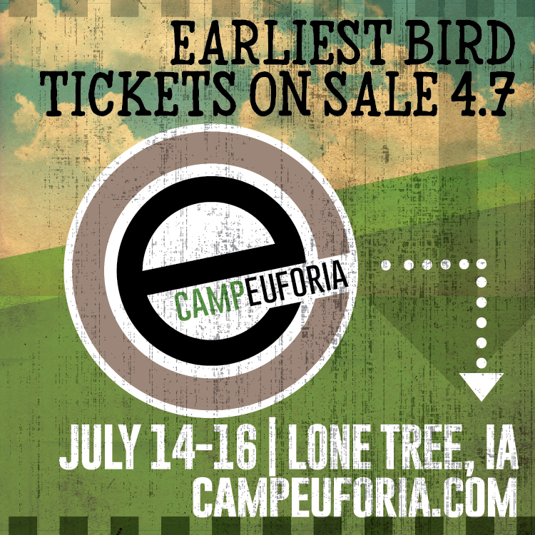 Camp Euforia Announces 2016 Lineup