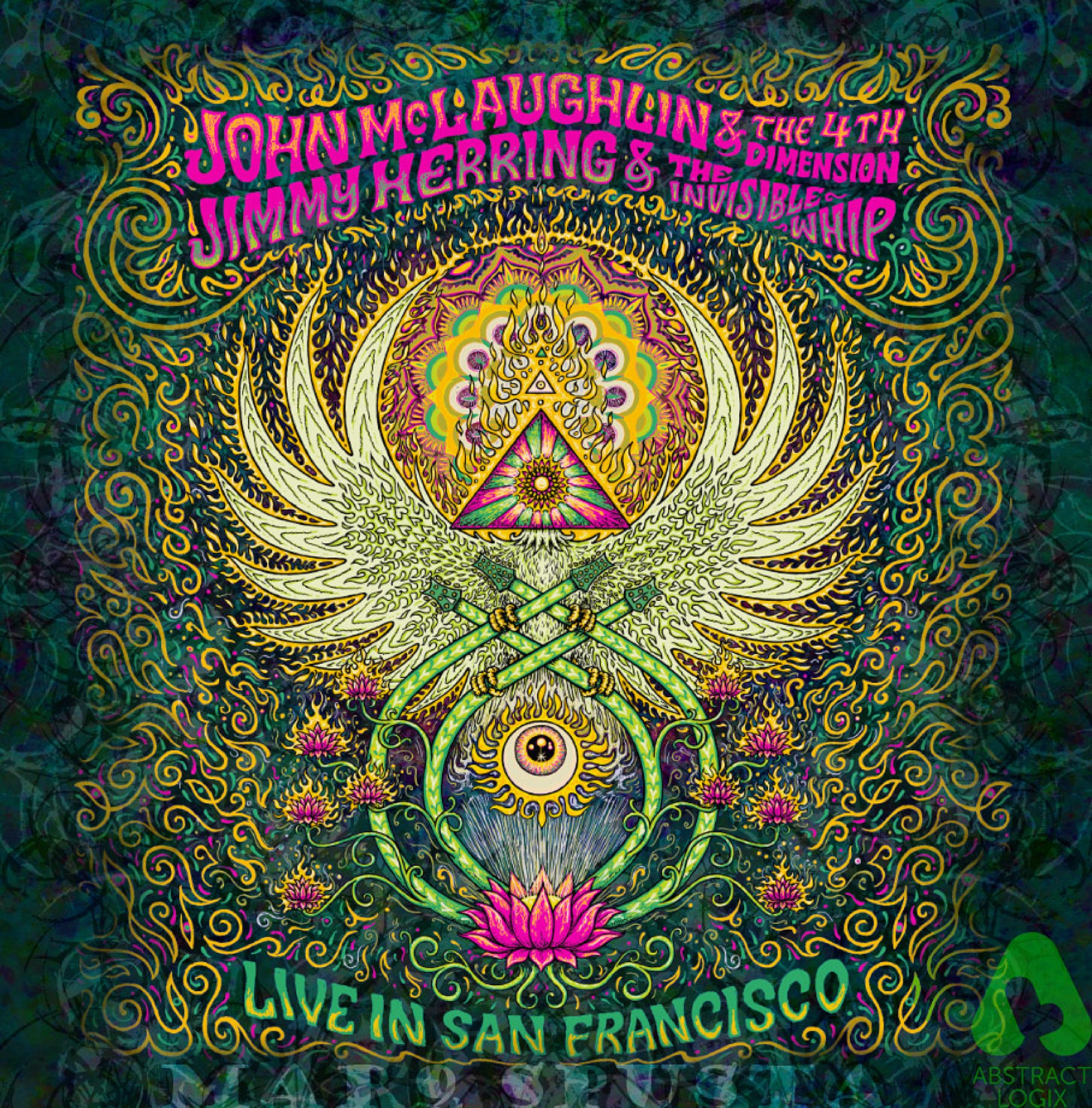 "John McLaughlin & Jimmy Herring's ""Live in San Francisco"" 