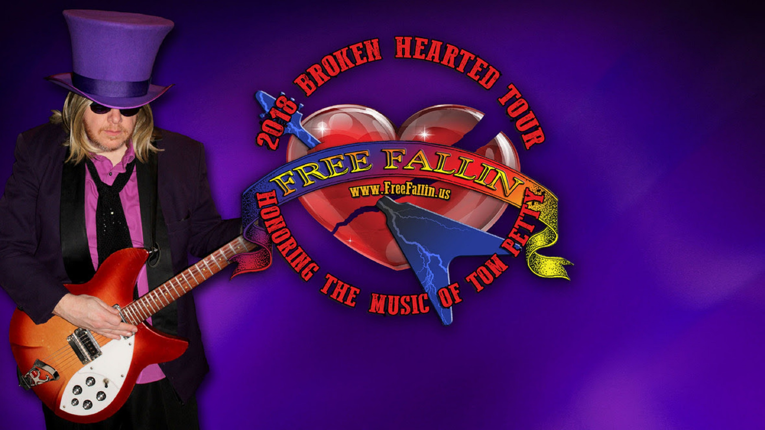 Free Fallin Celebrates the Life and Music of Tom Petty