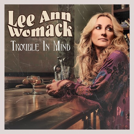Lee Ann Womack's Trouble In Mind Limited 3-Song Vinyl