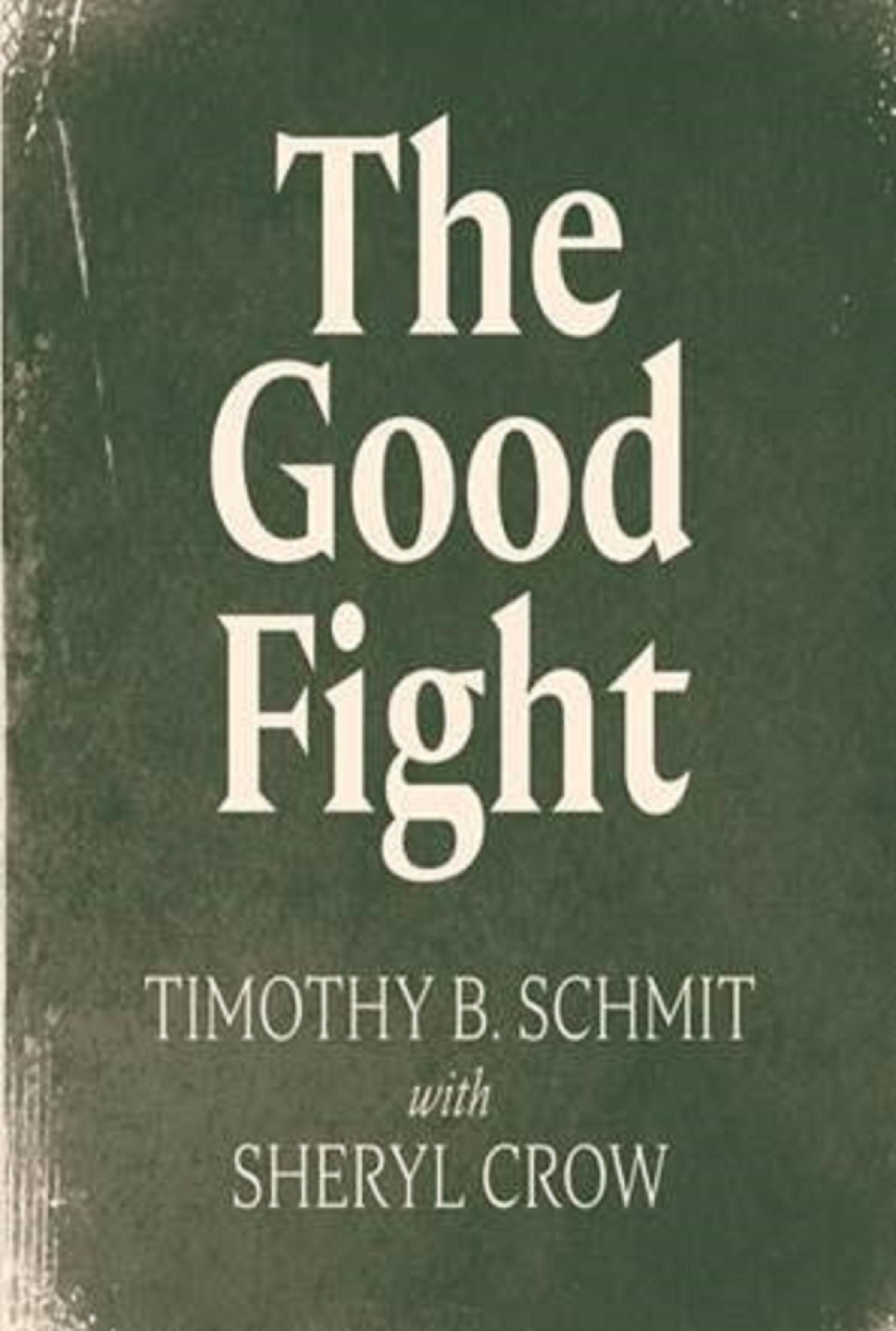 "Timothy B. Schmit Releases New Single - ""The Good Fight"""