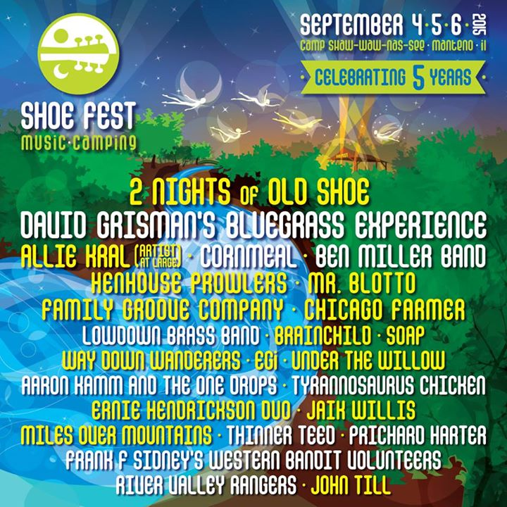 Shoe Fest announces lineup additions for 5th Annual