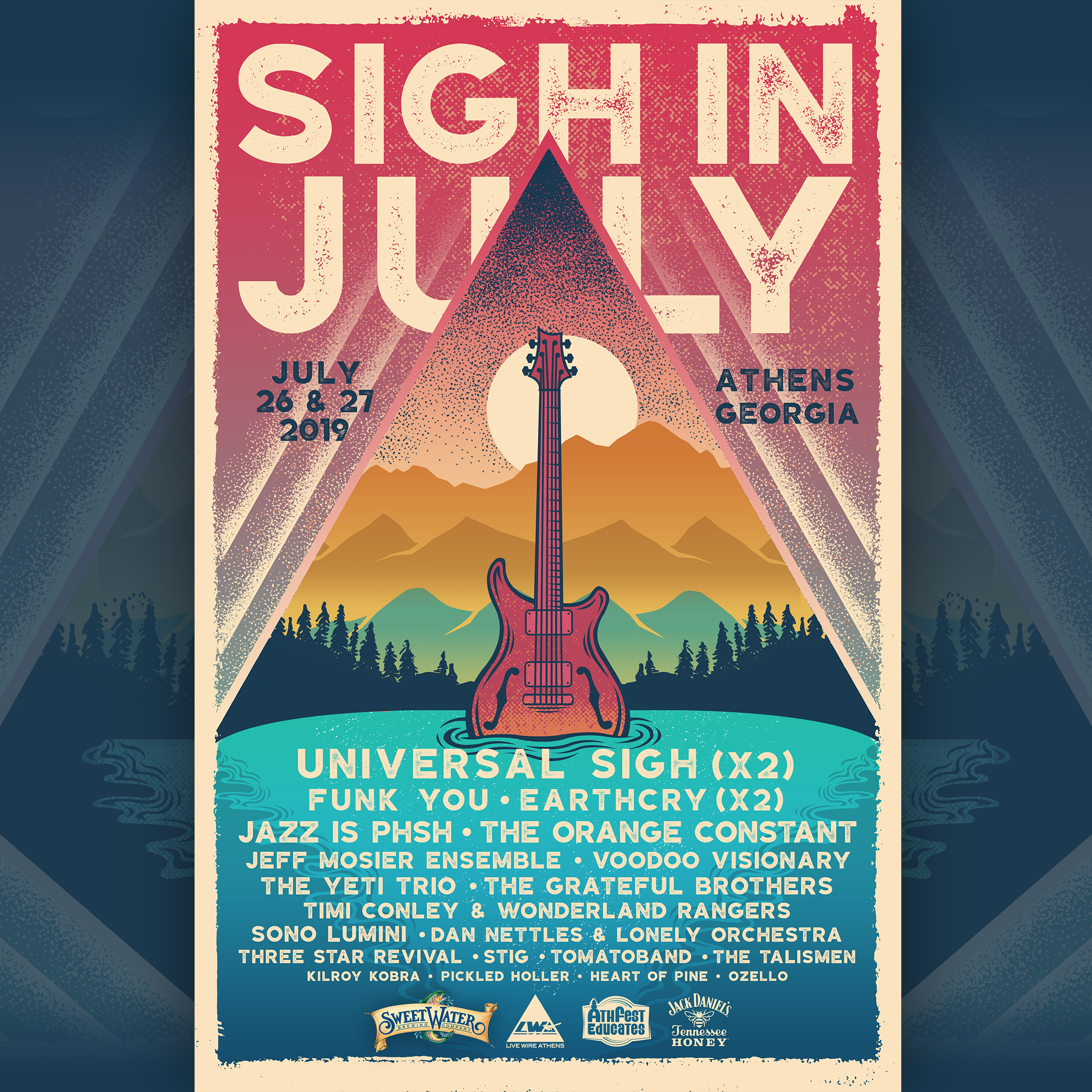 Sigh In July Announce 2019 Lineup