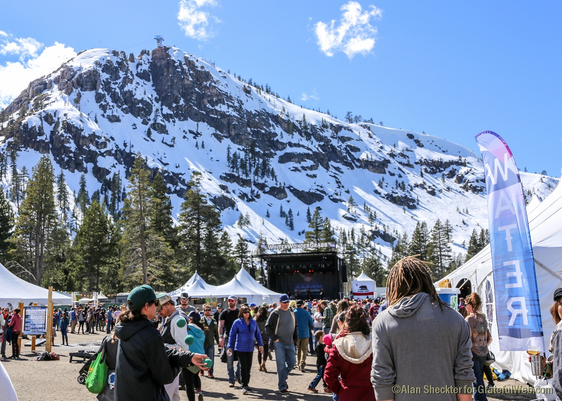WinterWonderGrass Returning to Squaw for the 4th!