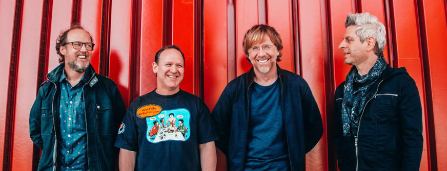 Phish Adds Additional 2017 Summer Shows