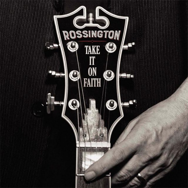 Gary Rossington's Take It On Faith Out 11/4