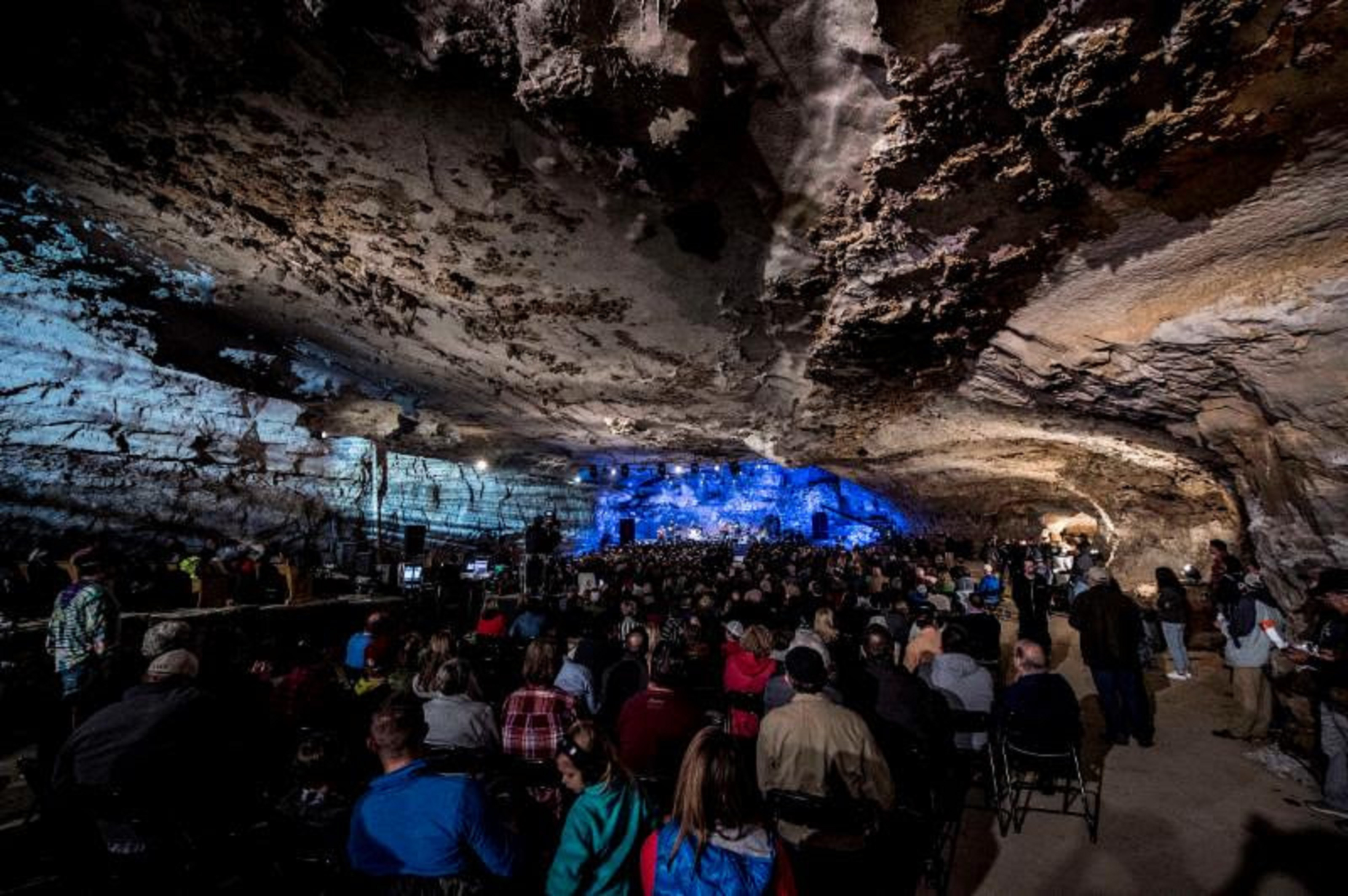 Jamgrass Goes Underground at The Caverns