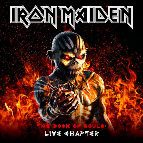 Iron Maiden announce 'The Book Of Souls'