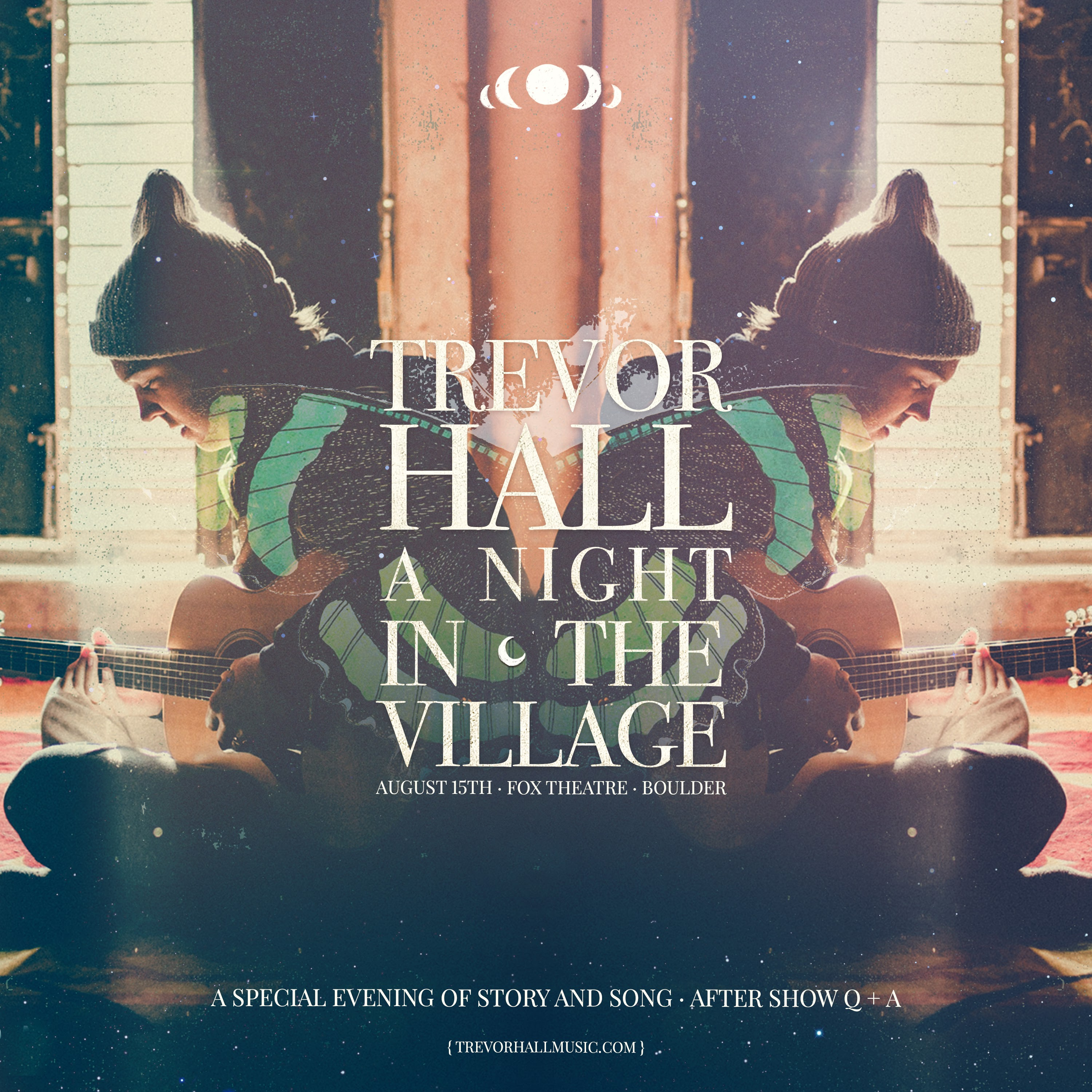 Trevor Hall - A Night in The Village Livestream from the Fox Theatre