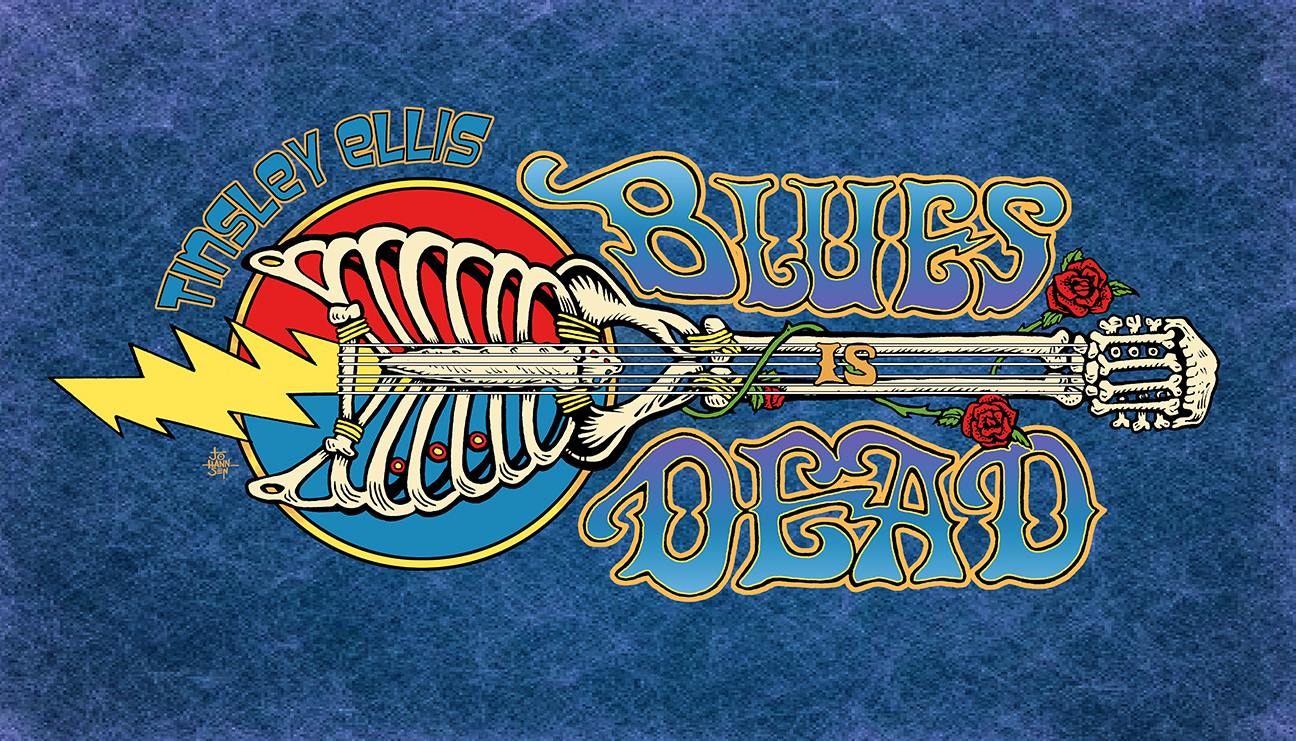 Tinsley Ellis Launches Blues is Dead Project