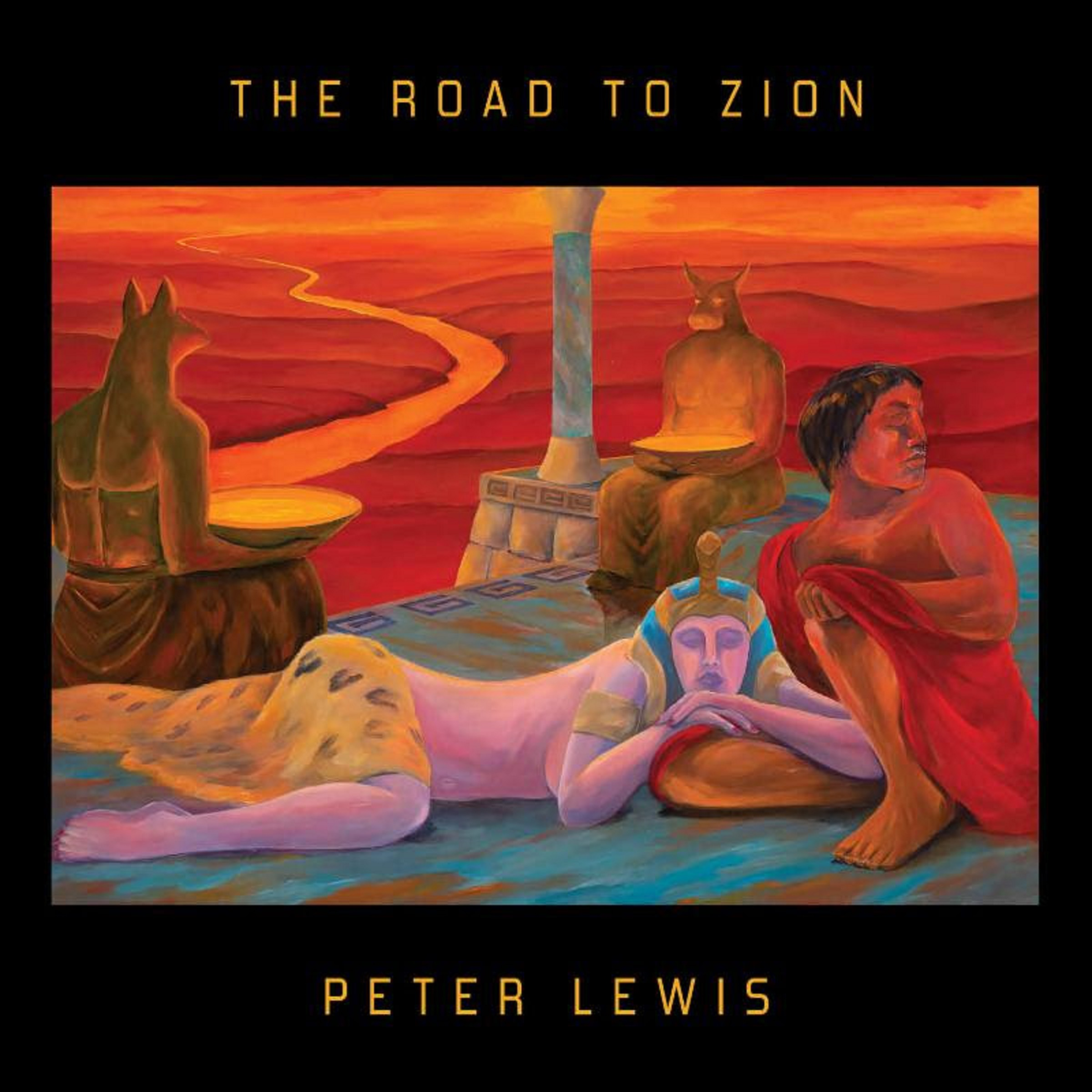 Peter Lewis, Moby Grape founding member, set to release album 'The Road To Zion' on July 16