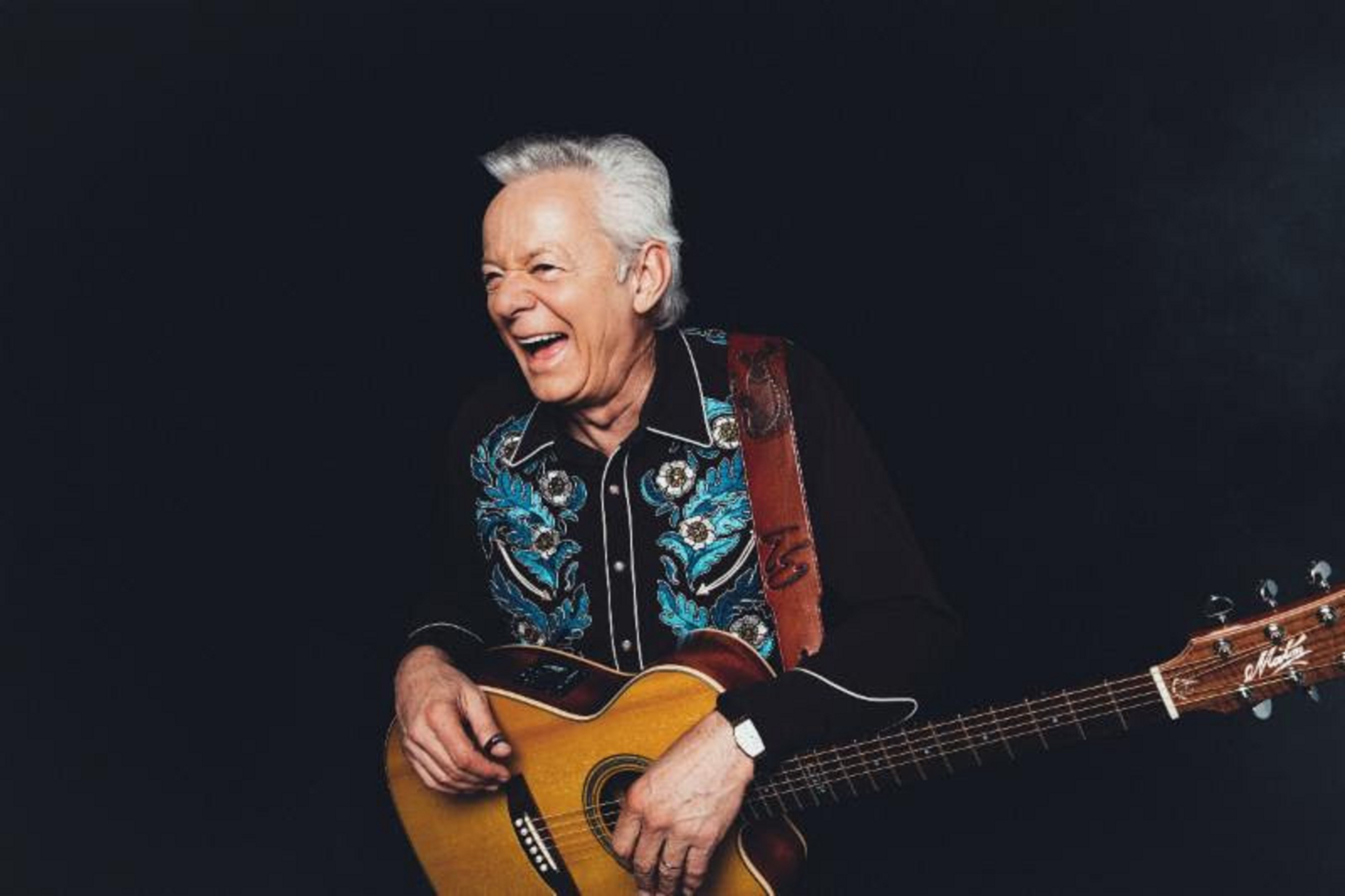 Tommy Emmanuel Announces More U.S. Tour Dates Starting July 15