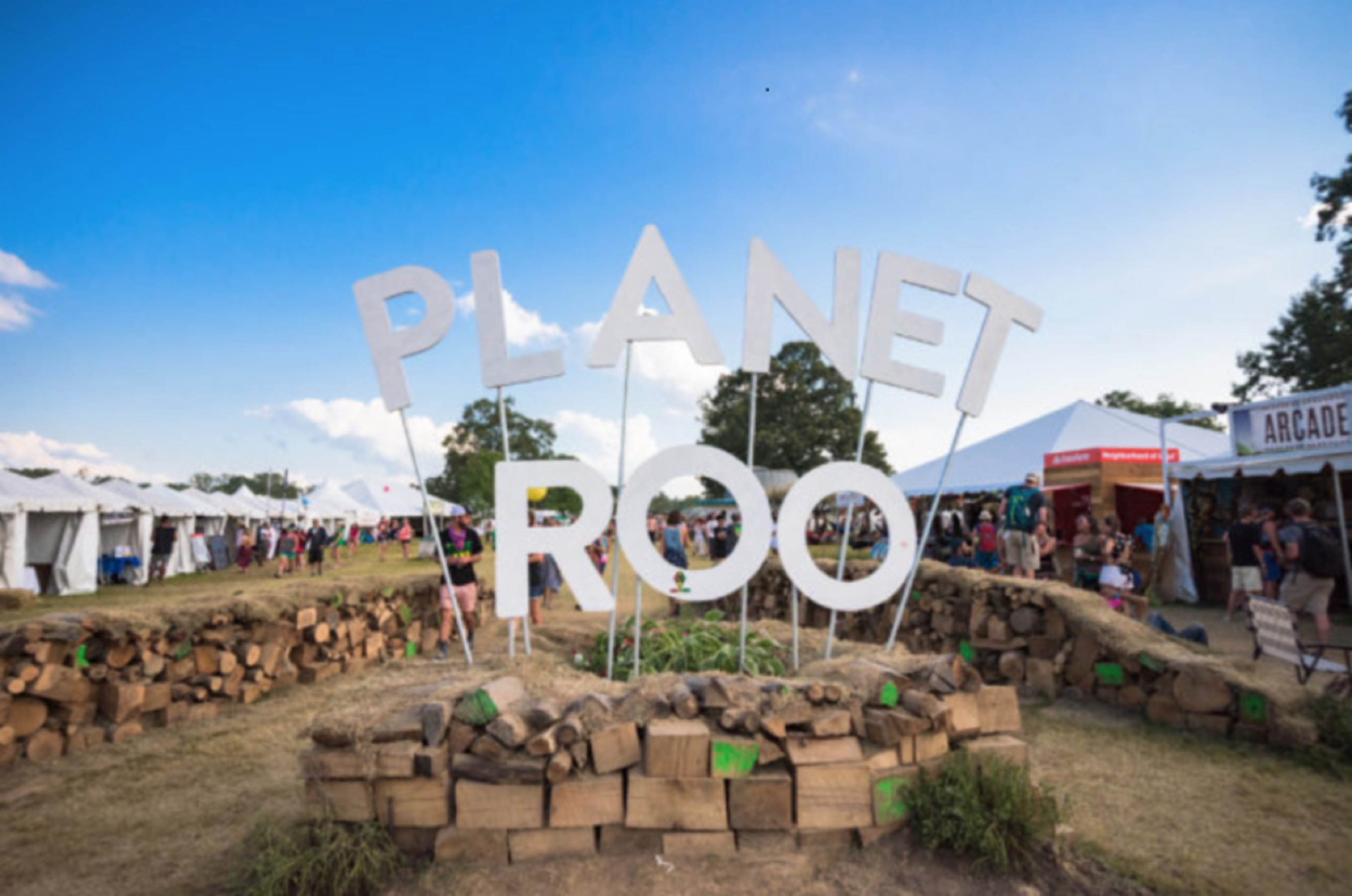 huge discount e31b5 92346 Bonnaroo announces Planet Roo plans for sustainability and global  consciousness