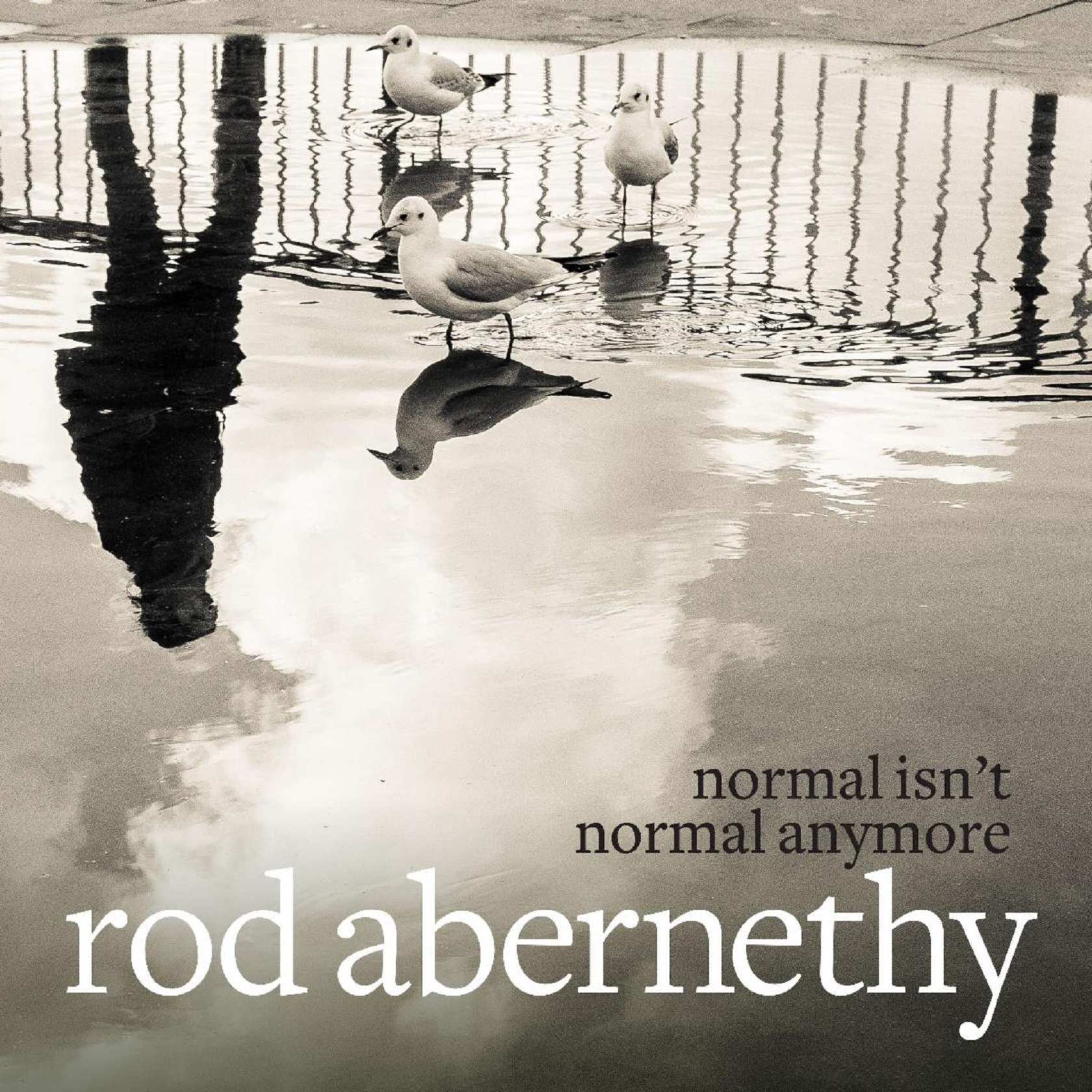 "Rod Abernethy Releases ""Normal Isn't Normal Anymore"""