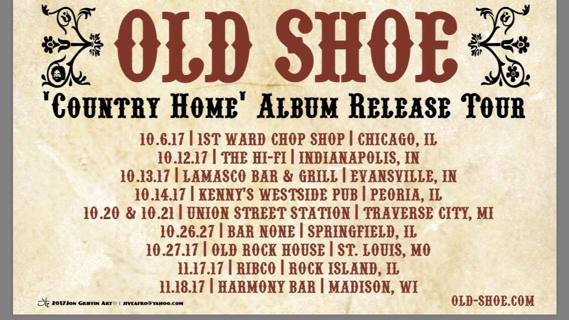 Old Shoe releases 'Country Home'