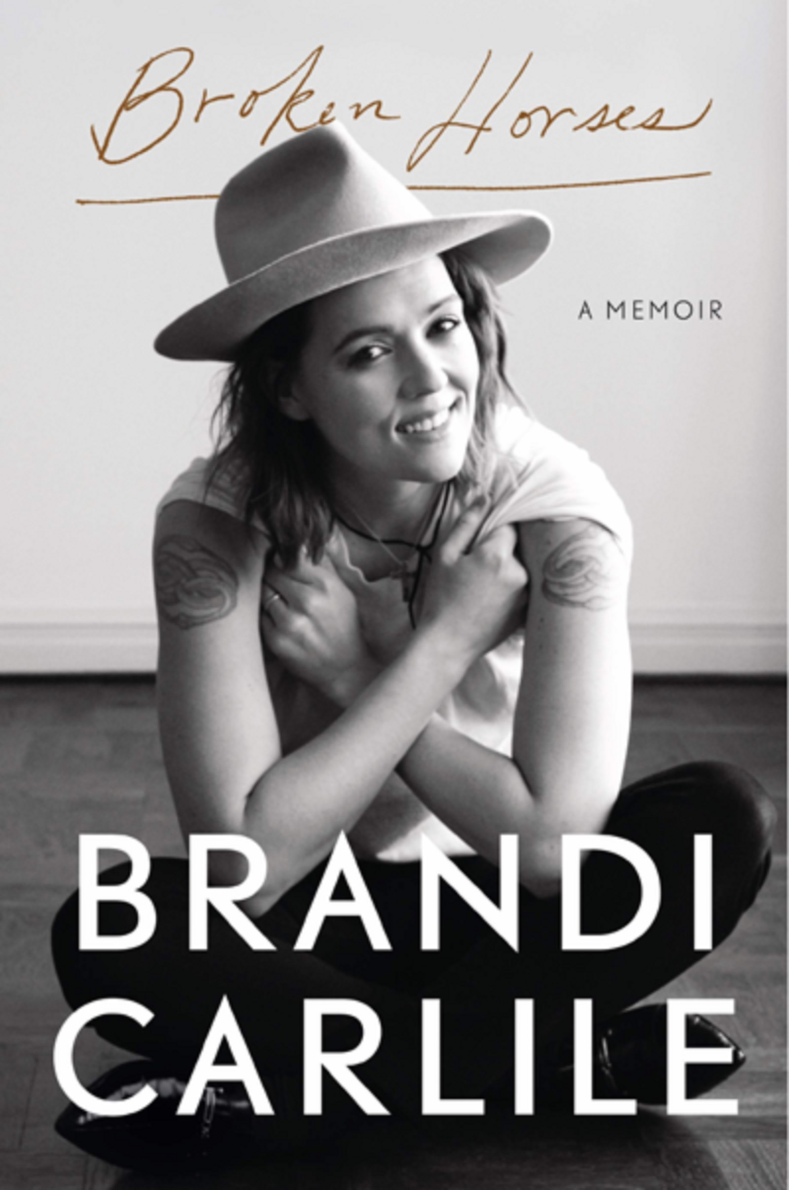 """Broken Horses"" by Brandi Carlile to be published April 6, 2021"