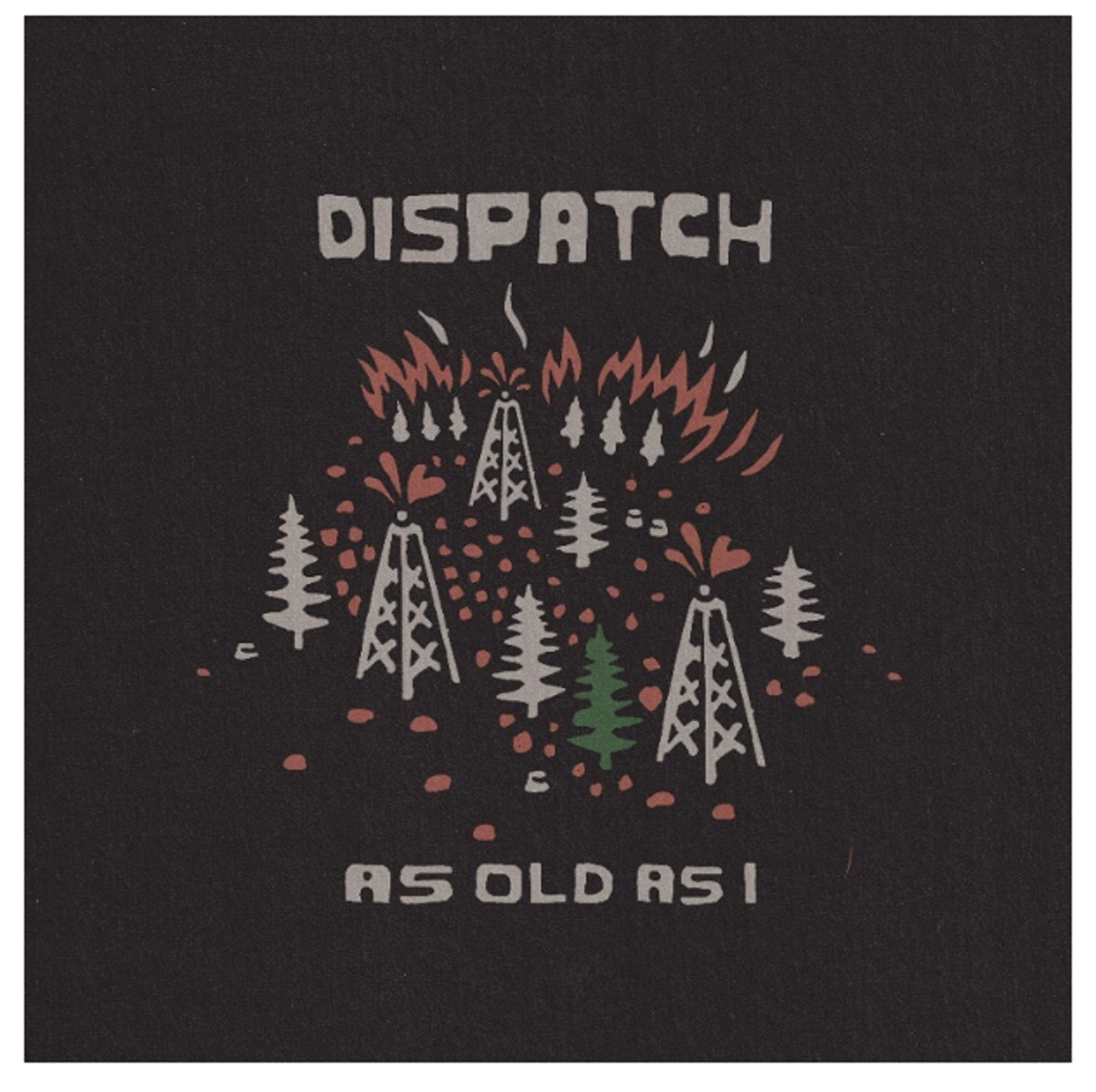 "DISPATCH Release ""As Old As I"" - First Track From 'Phase 2'"