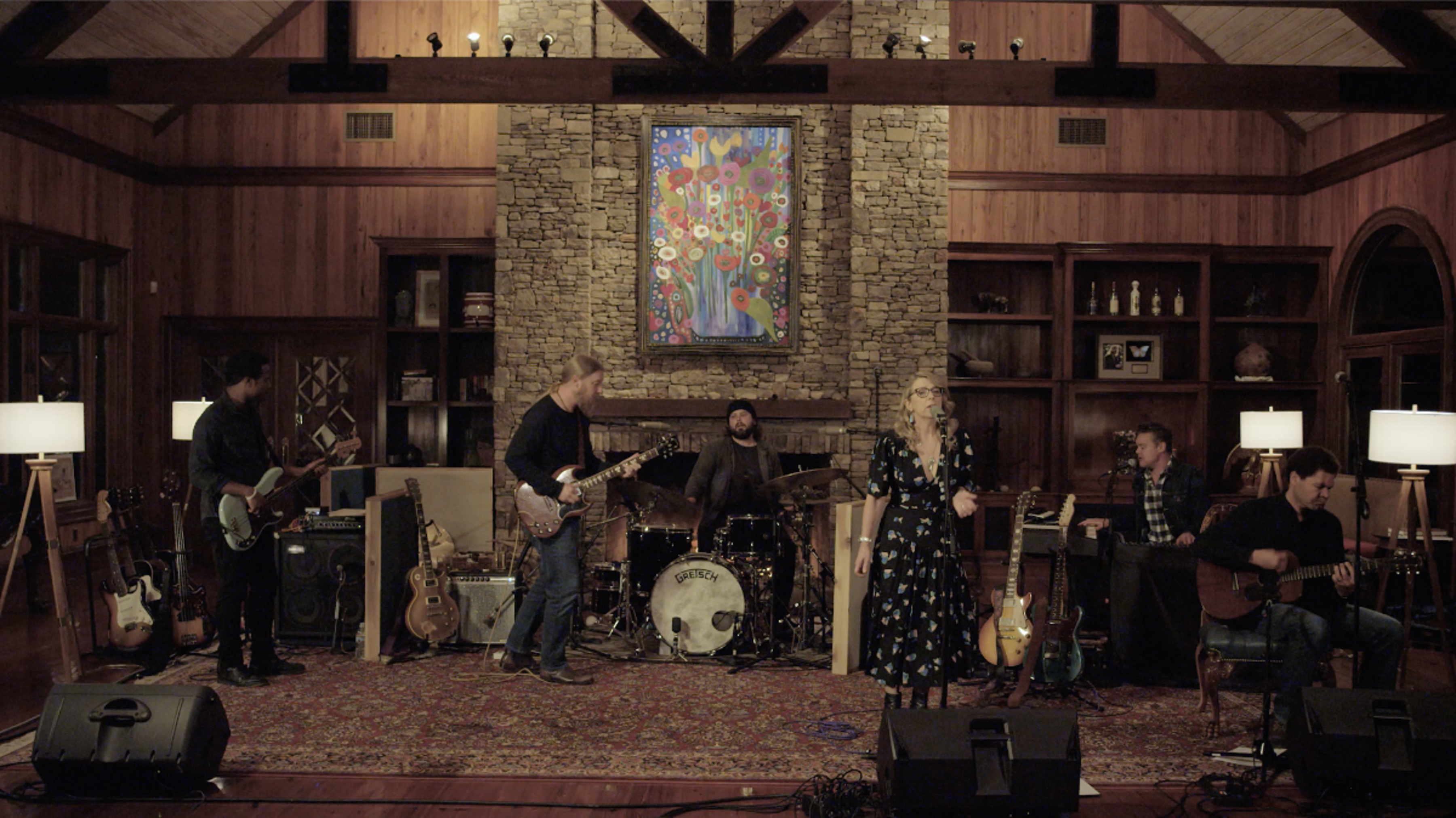 TEDESCHI TRUCKS BAND'S Fireside Sessions Hit Halfway Mark