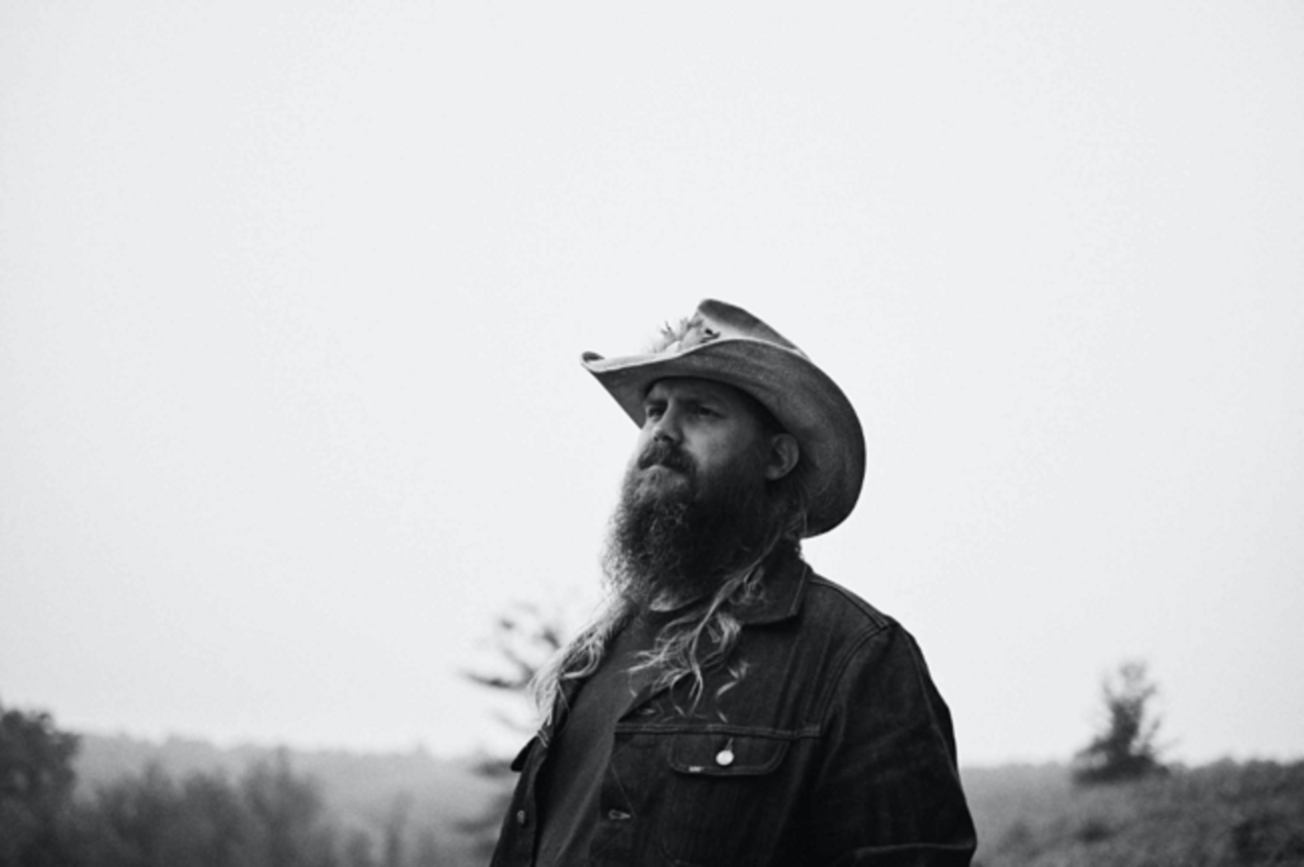 Chris Stapleton wins Album of the Year at 56th ACM Awards