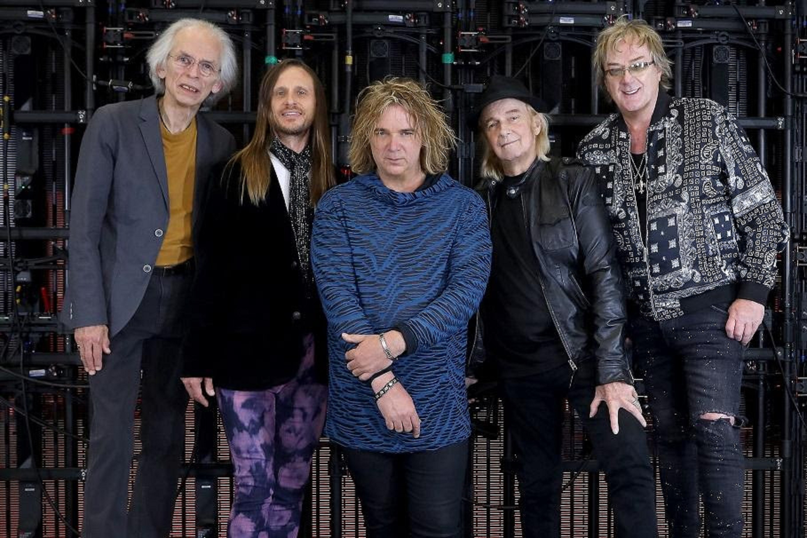 YES Announces Select Spring Tour Dates; To Be Joined By Alan Parsons Live Project