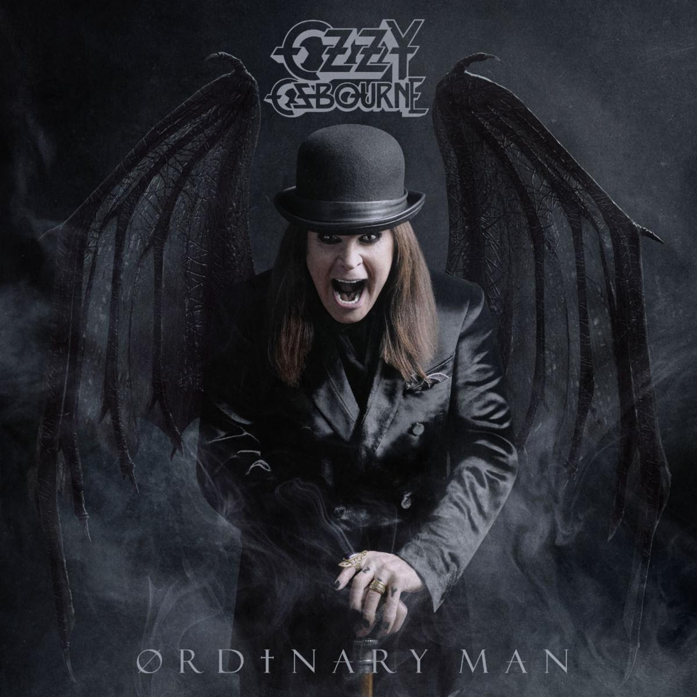 OZZY OSBOURNE Releases New Album, 'ORDINARY MAN'