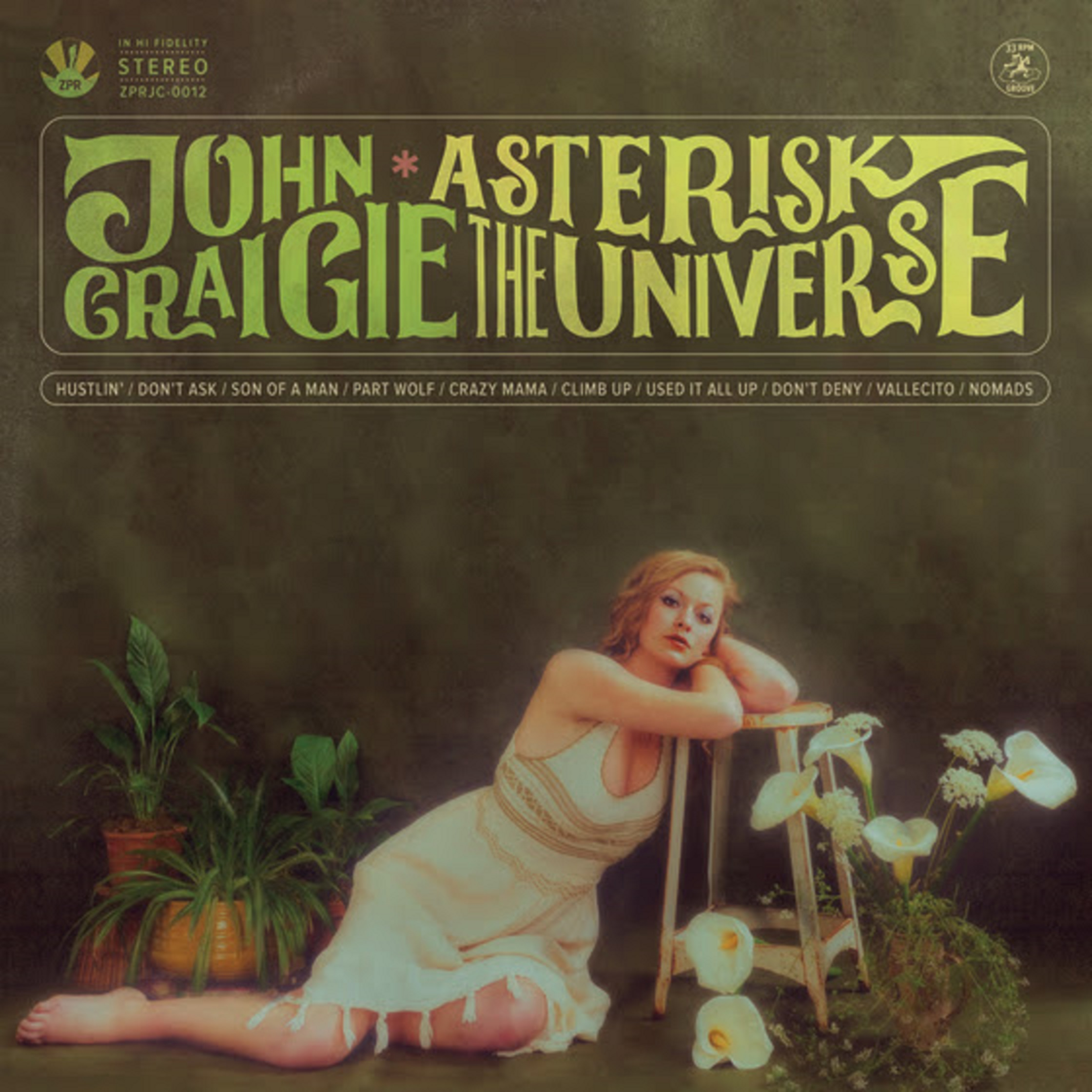 John Craigie Announces ASTERISK THE UNIVERSE
