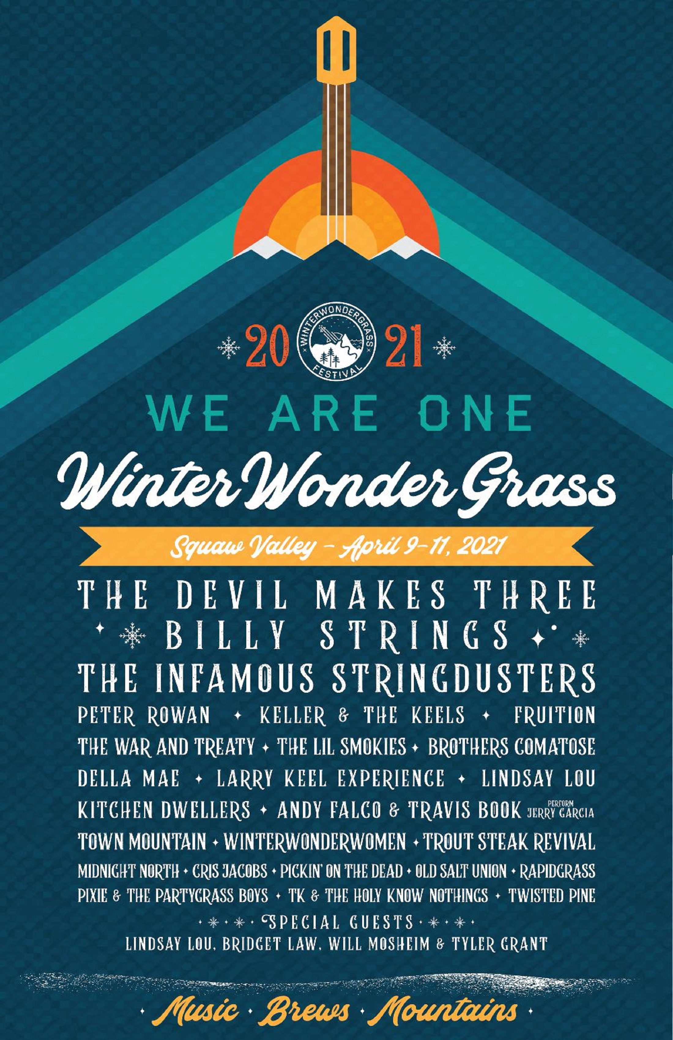 WinterWonderGrass California Announces Postponement