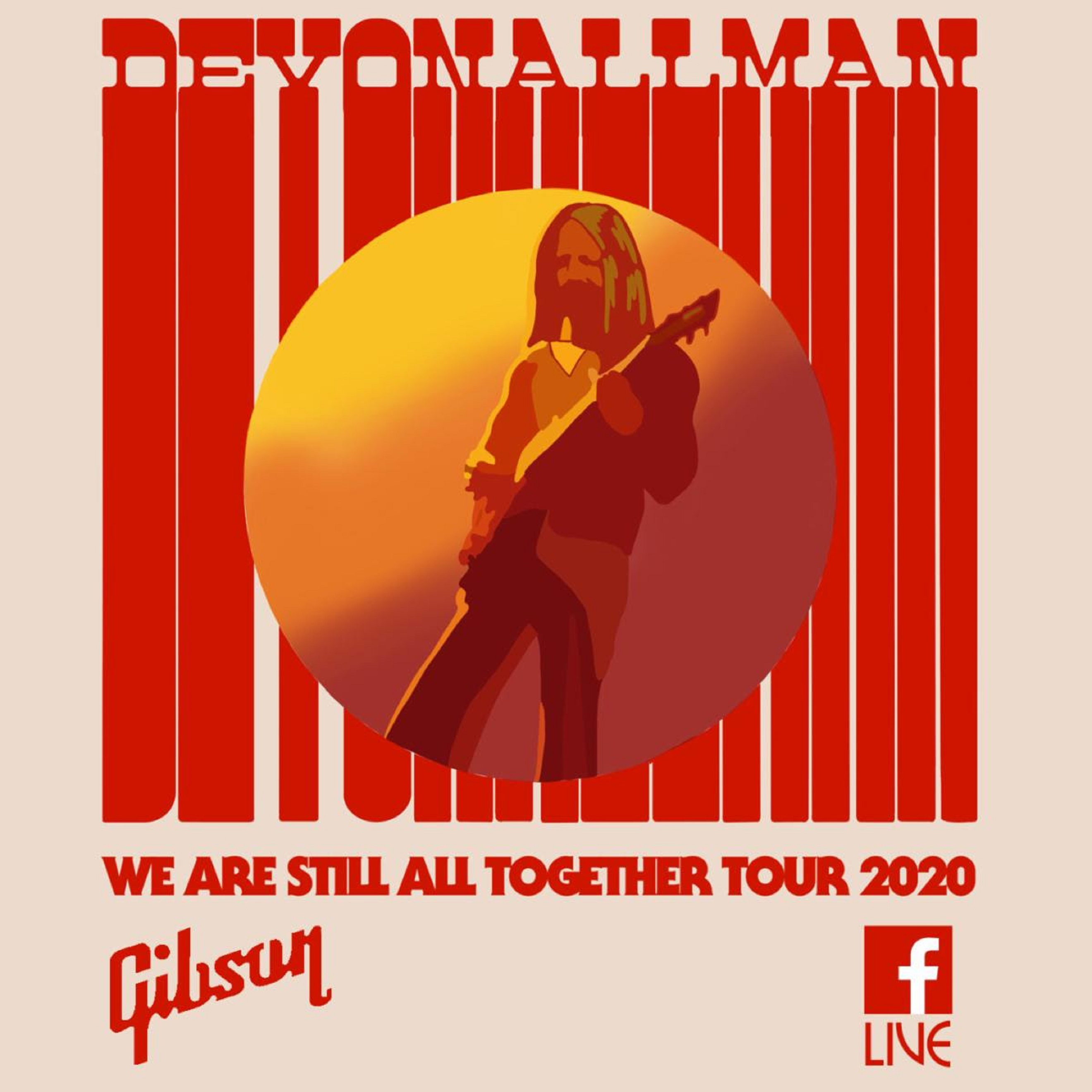 "Devon Allman announces the ""We Are Still All Together Tour"""
