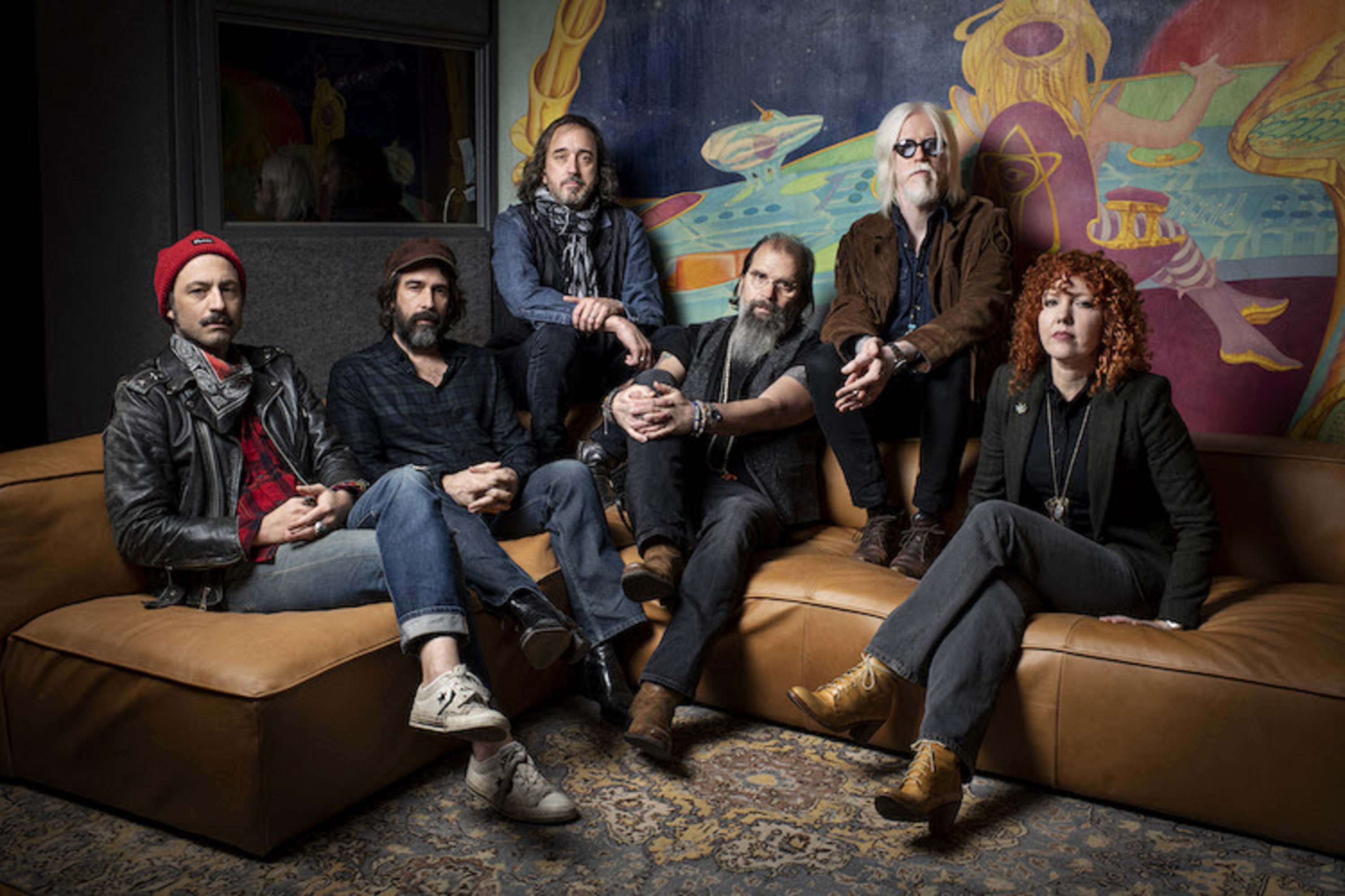 "Steve Earle & The Dukes Return With ""Ghosts of West Virginia"" May 22nd"