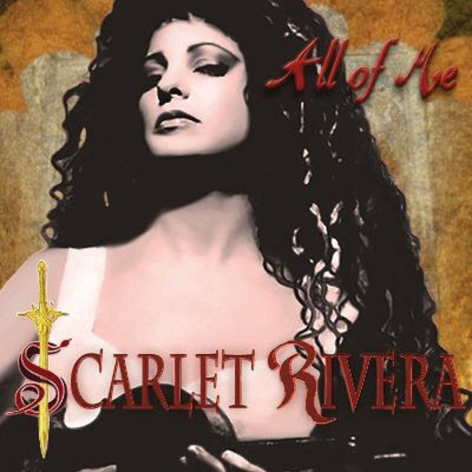"Scarlet Rivera to release EP ""All of Me"" April 17th"