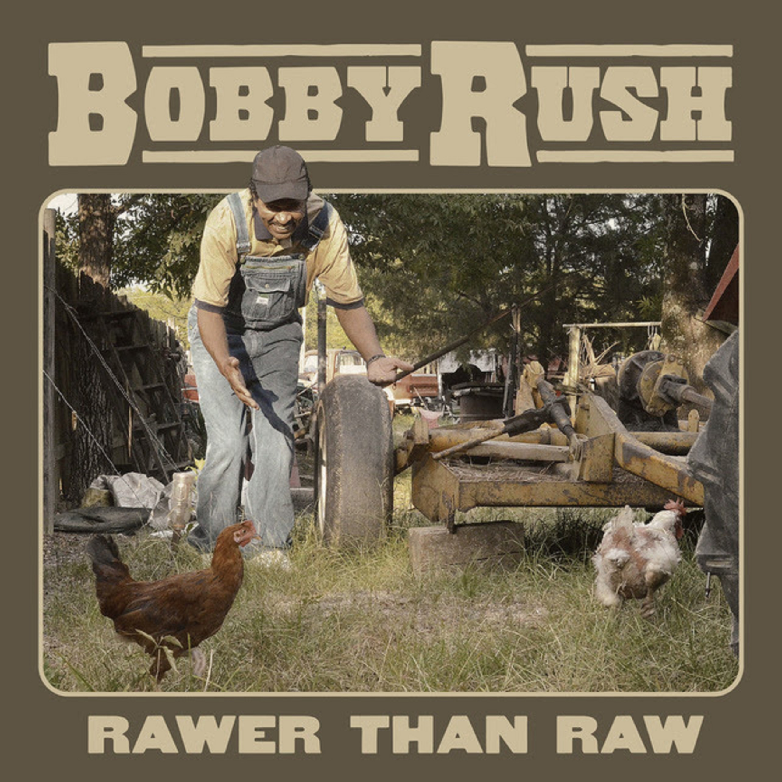 Bobby Rush returns to roots on new album 'Rawer Than Raw'
