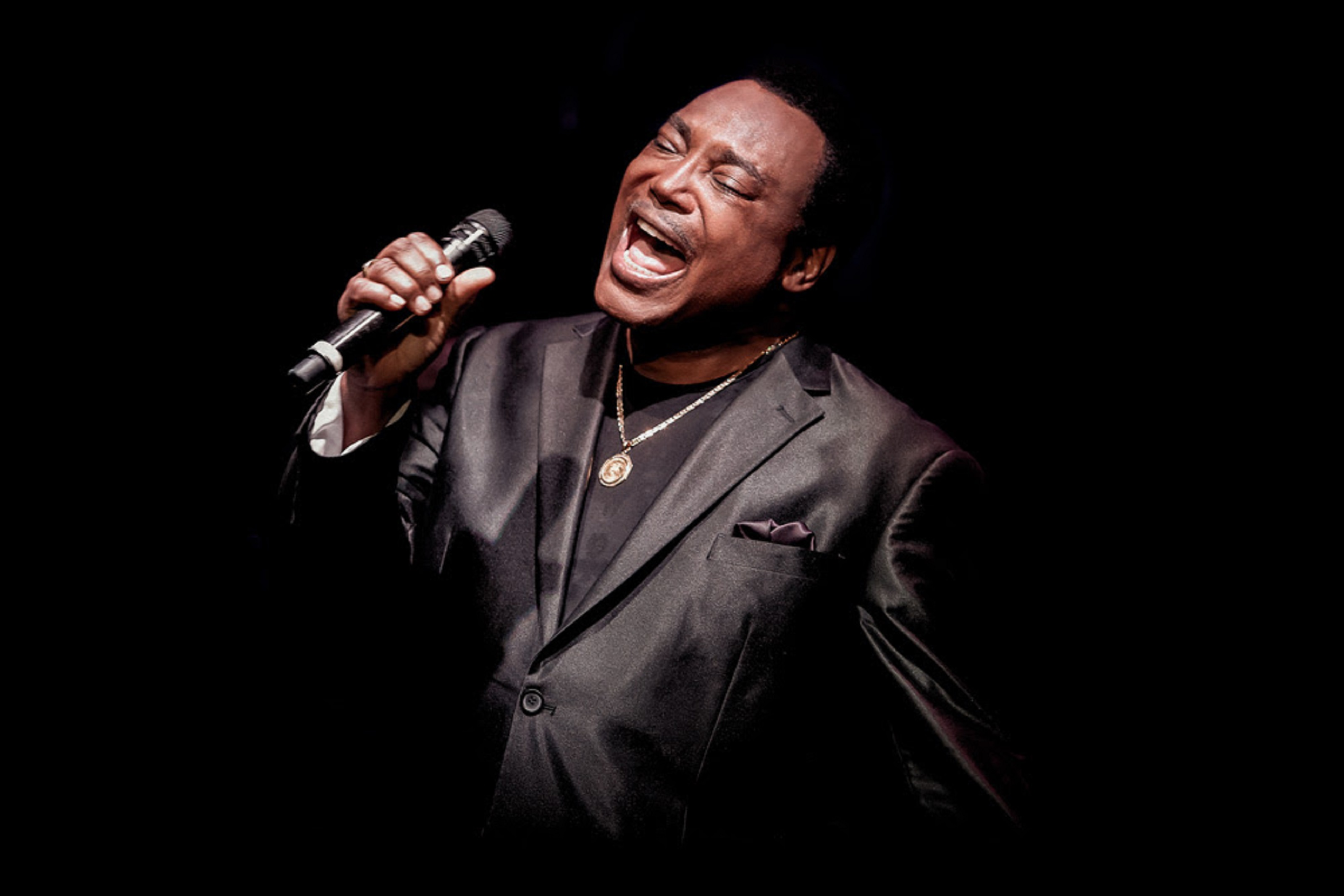 "George Benson Releases Live Single, ""Give Me The Night"""
