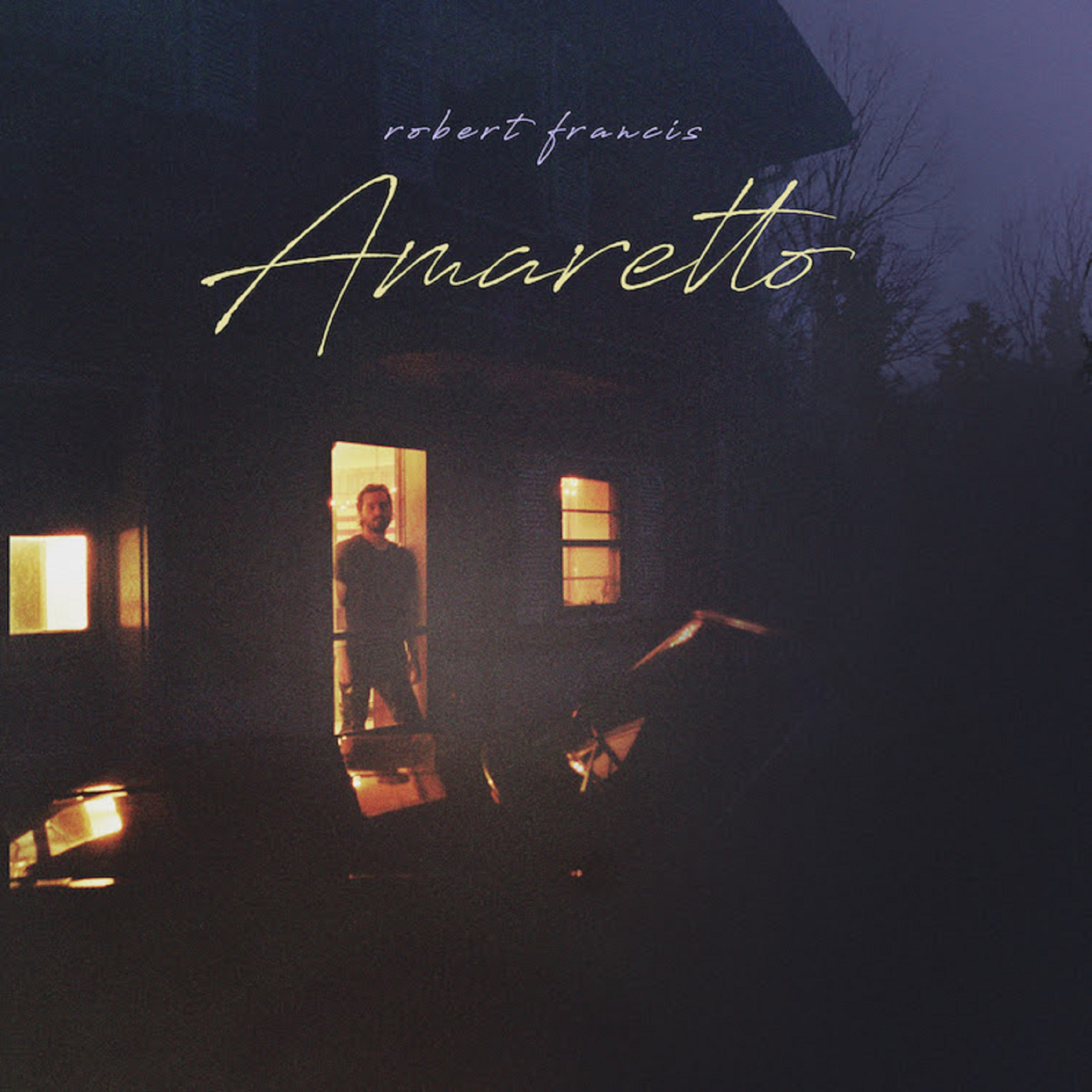 Robert Francis Releases Full-Length 'Amaretto' Feat. Marty Stuart and Ry Cooder